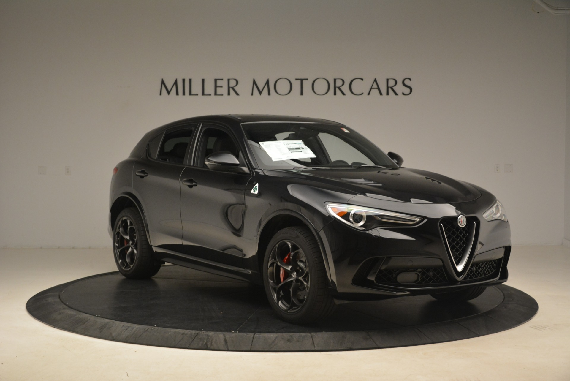 New 2019 Alfa Romeo Stelvio Quadrifoglio For Sale In Westport, CT 3049_p11