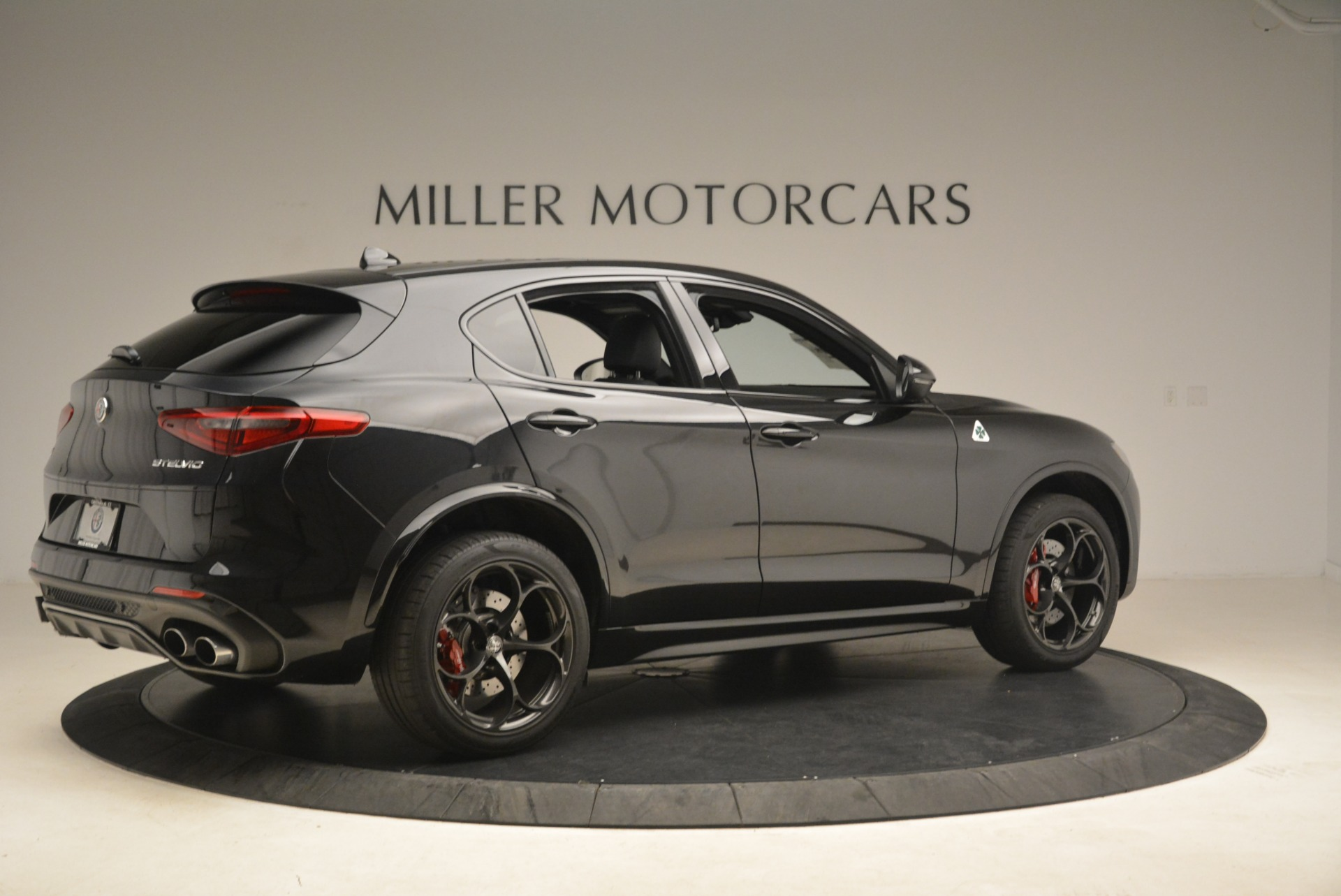 New 2019 Alfa Romeo Stelvio Quadrifoglio For Sale In Westport, CT 3049_p8