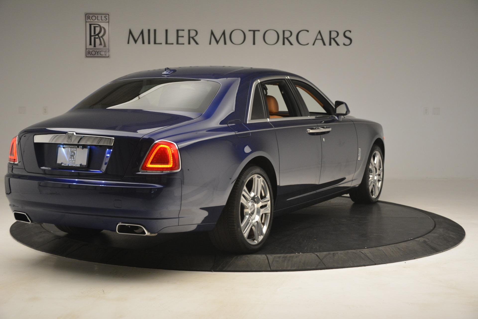 Used 2016 Rolls-Royce Ghost  For Sale In Westport, CT 3050_p10