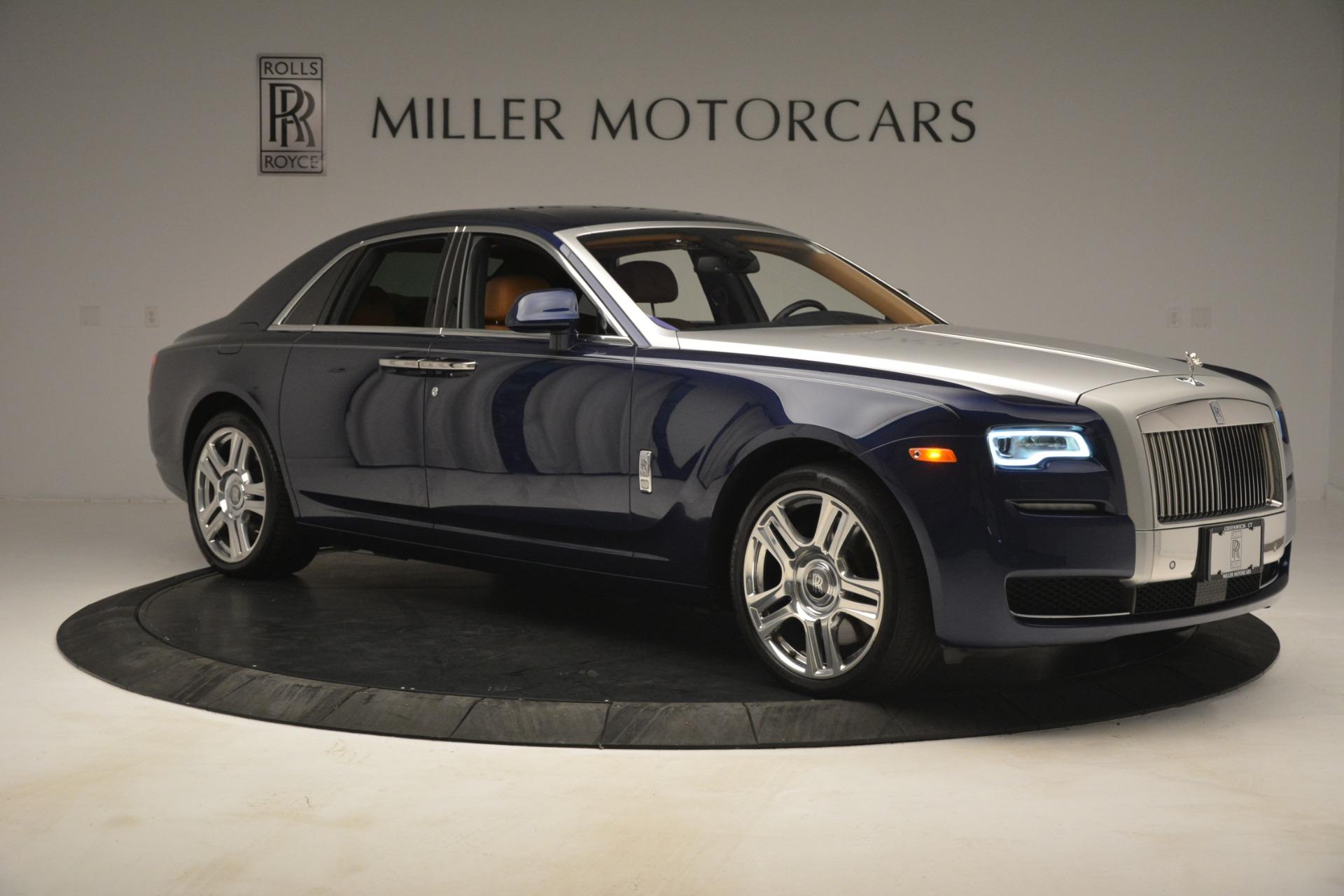 Used 2016 Rolls-Royce Ghost  For Sale In Westport, CT 3050_p14