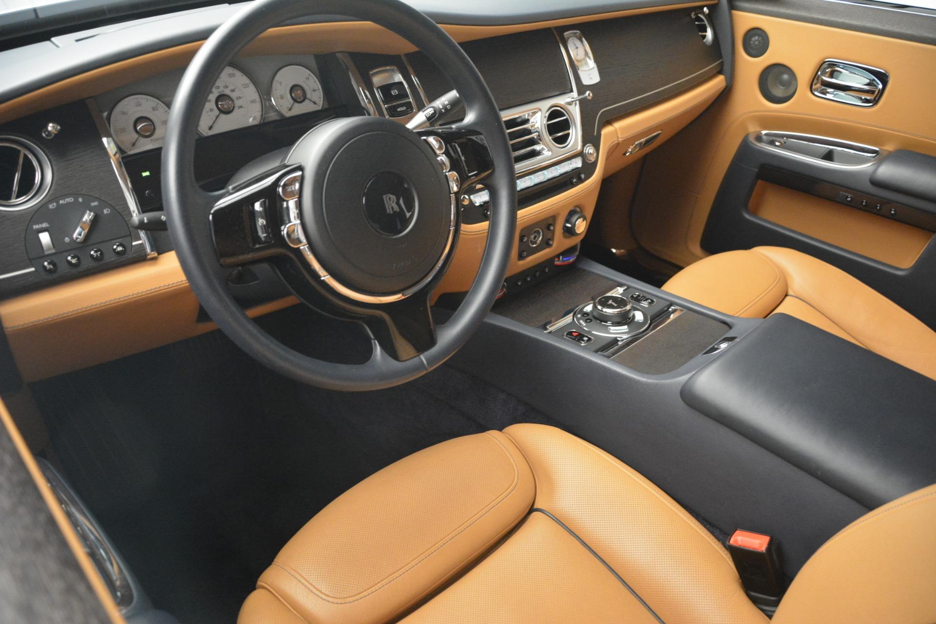 Used 2016 Rolls-Royce Ghost  For Sale In Westport, CT 3050_p16