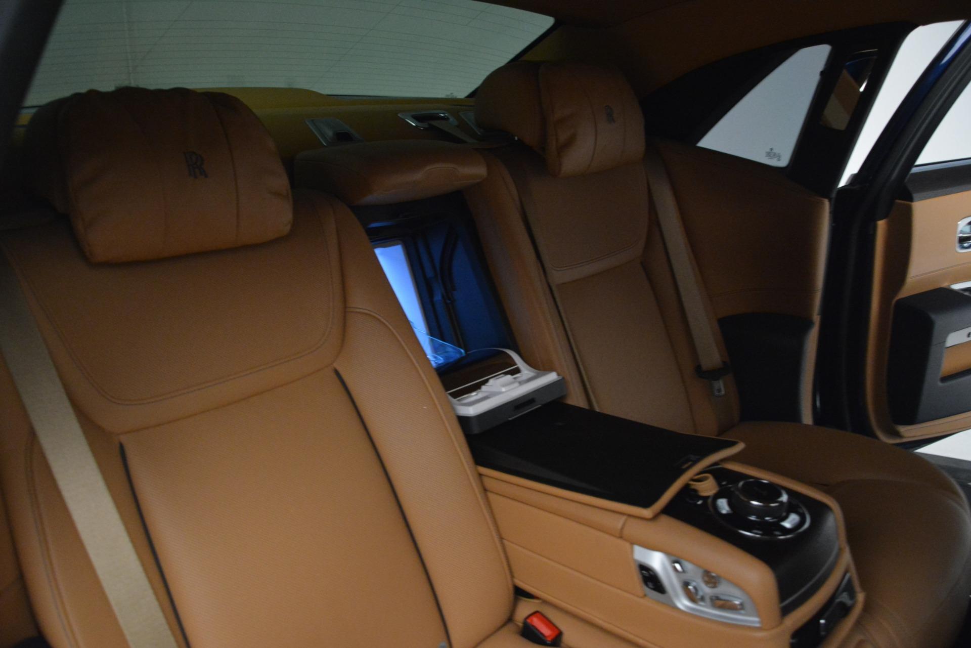Used 2016 Rolls-Royce Ghost  For Sale In Westport, CT 3050_p25