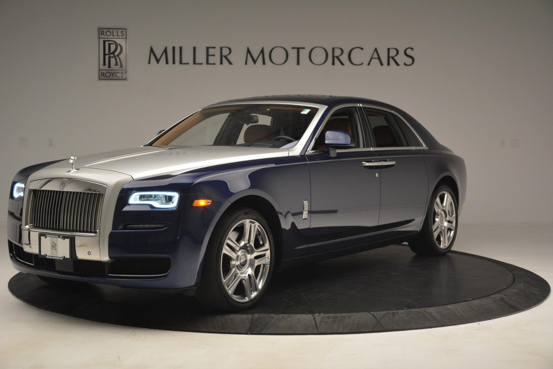 Used 2016 Rolls-Royce Ghost  For Sale In Westport, CT 3050_p2