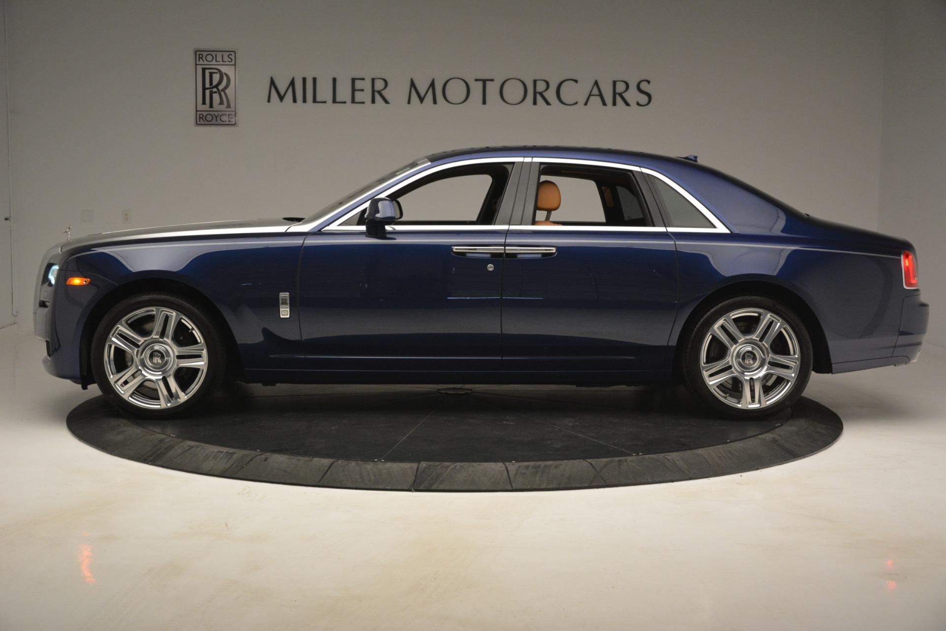 Used 2016 Rolls-Royce Ghost  For Sale In Westport, CT 3050_p3
