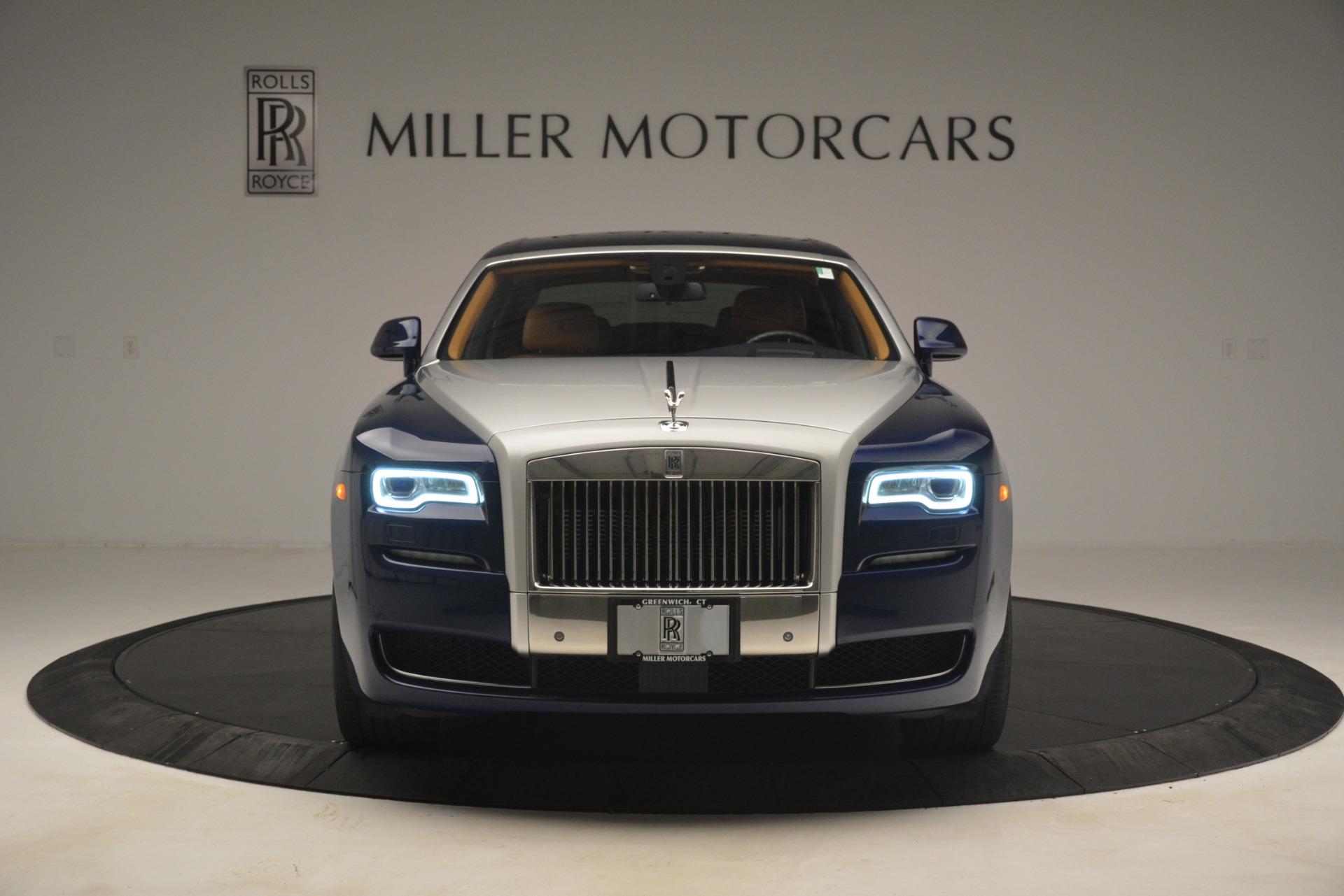 Used 2016 Rolls-Royce Ghost  For Sale In Westport, CT 3050_p8