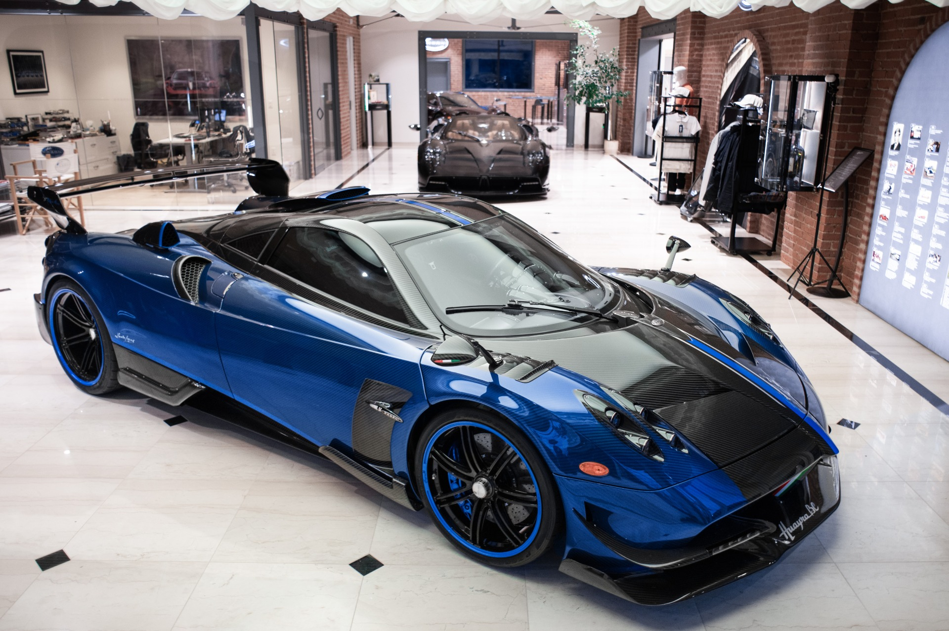 Used 2017 Pagani Huayra BC Macchina Volante For Sale In Westport, CT