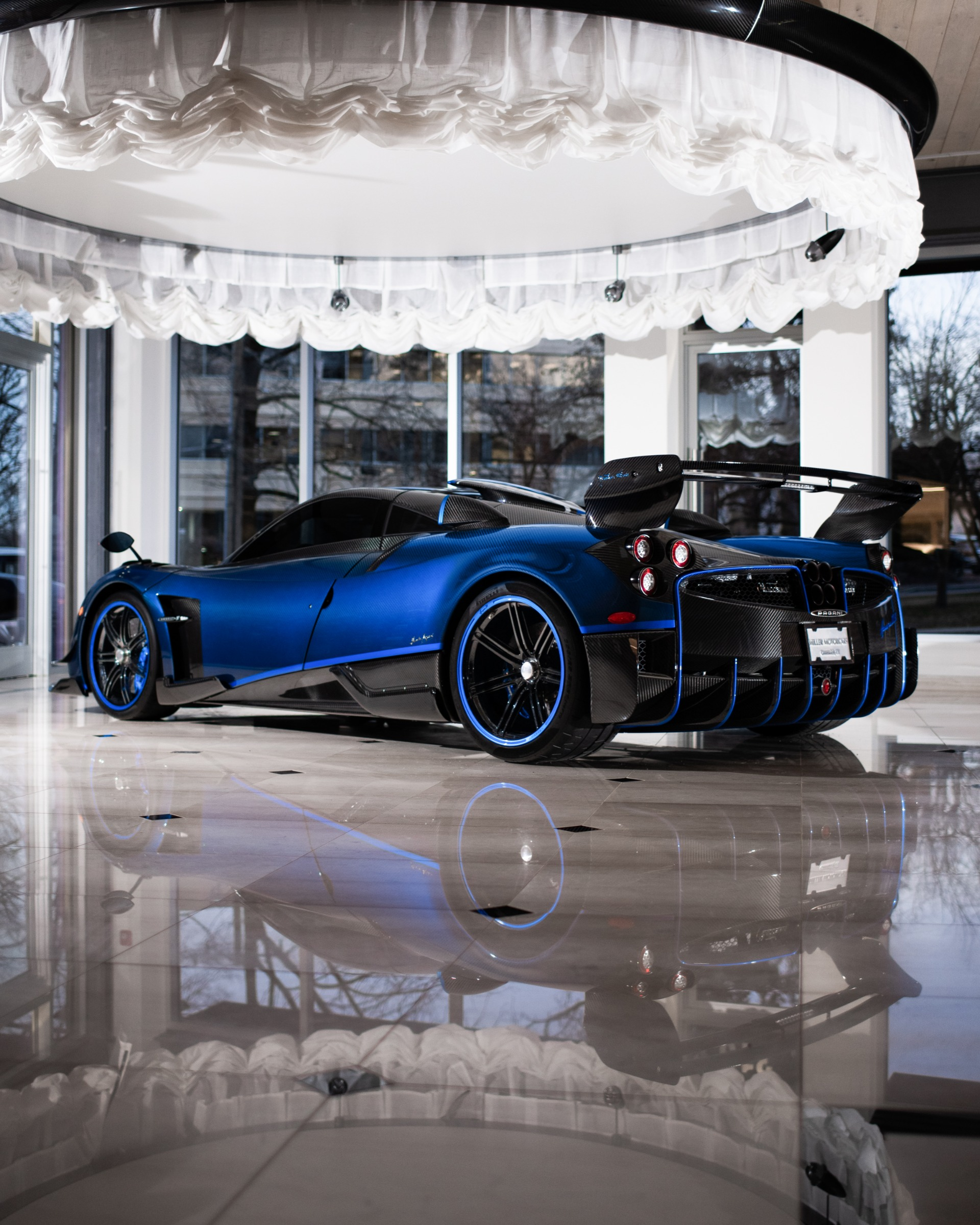 Used 2017 Pagani Huayra BC Macchina Volante For Sale In Westport, CT 3051_p3