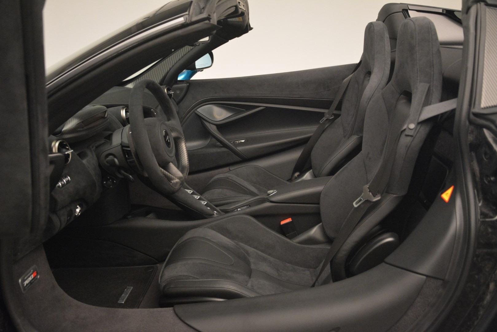 New 2019 McLaren 720S Spider Convertible For Sale In Westport, CT 3054_p24
