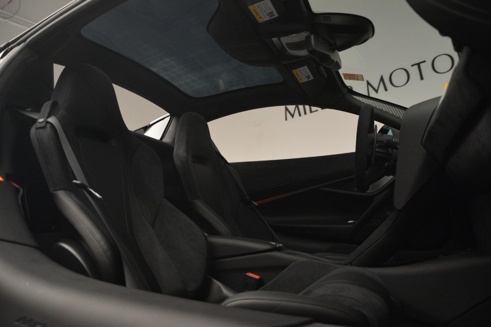 New 2019 McLaren 720S Spider Convertible For Sale In Westport, CT 3054_p29