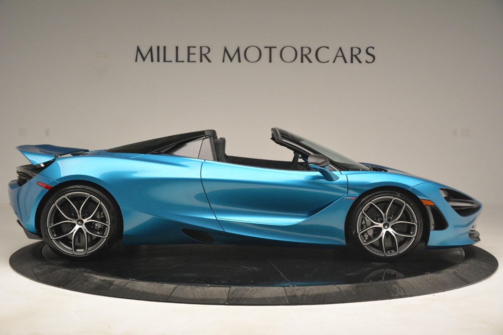 New 2019 McLaren 720S Spider Convertible For Sale In Westport, CT 3054_p9