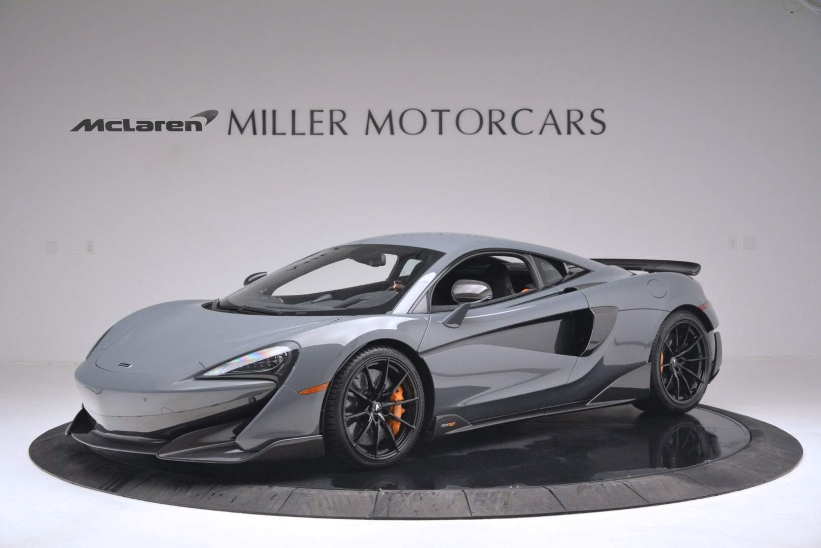 New 2019 McLaren 600LT Coupe For Sale In Westport, CT 3055_main