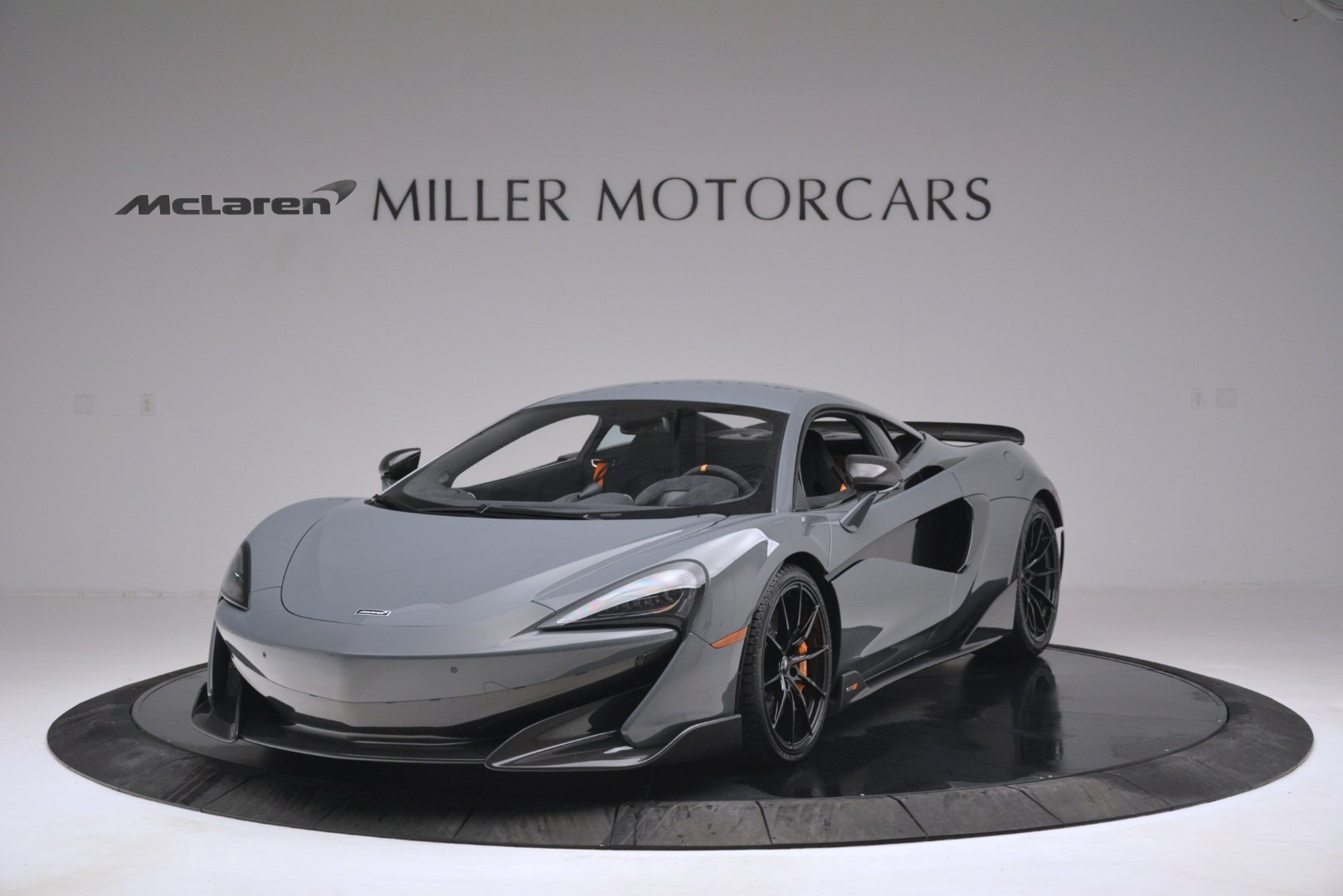 New 2019 McLaren 600LT Coupe For Sale In Westport, CT 3055_p2
