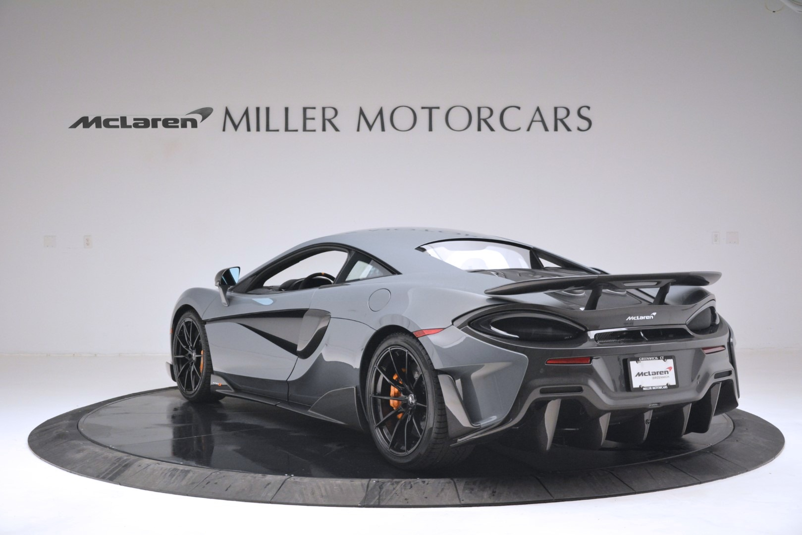 New 2019 McLaren 600LT Coupe For Sale In Westport, CT 3055_p5
