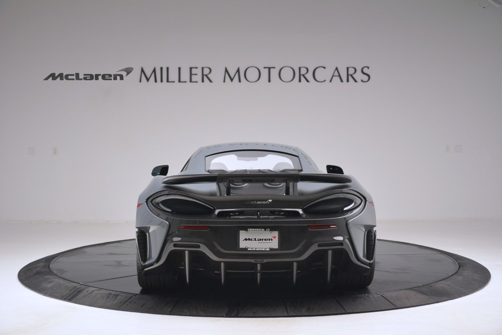 New 2019 McLaren 600LT Coupe For Sale In Westport, CT 3055_p6
