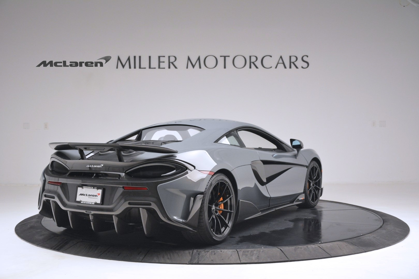 New 2019 McLaren 600LT Coupe For Sale In Westport, CT 3055_p7