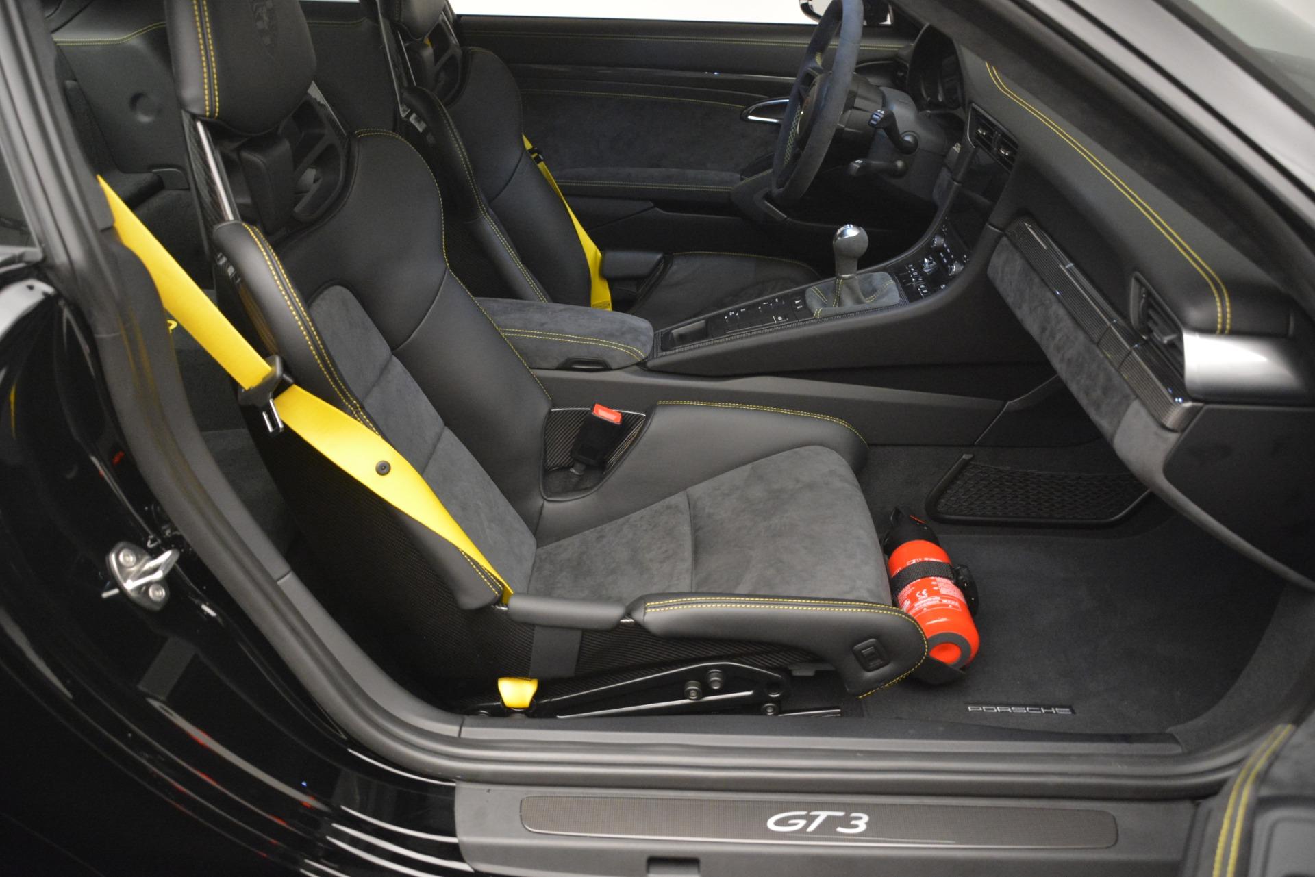 Used 2018 Porsche 911 GT3 For Sale In Westport, CT 3056_p20