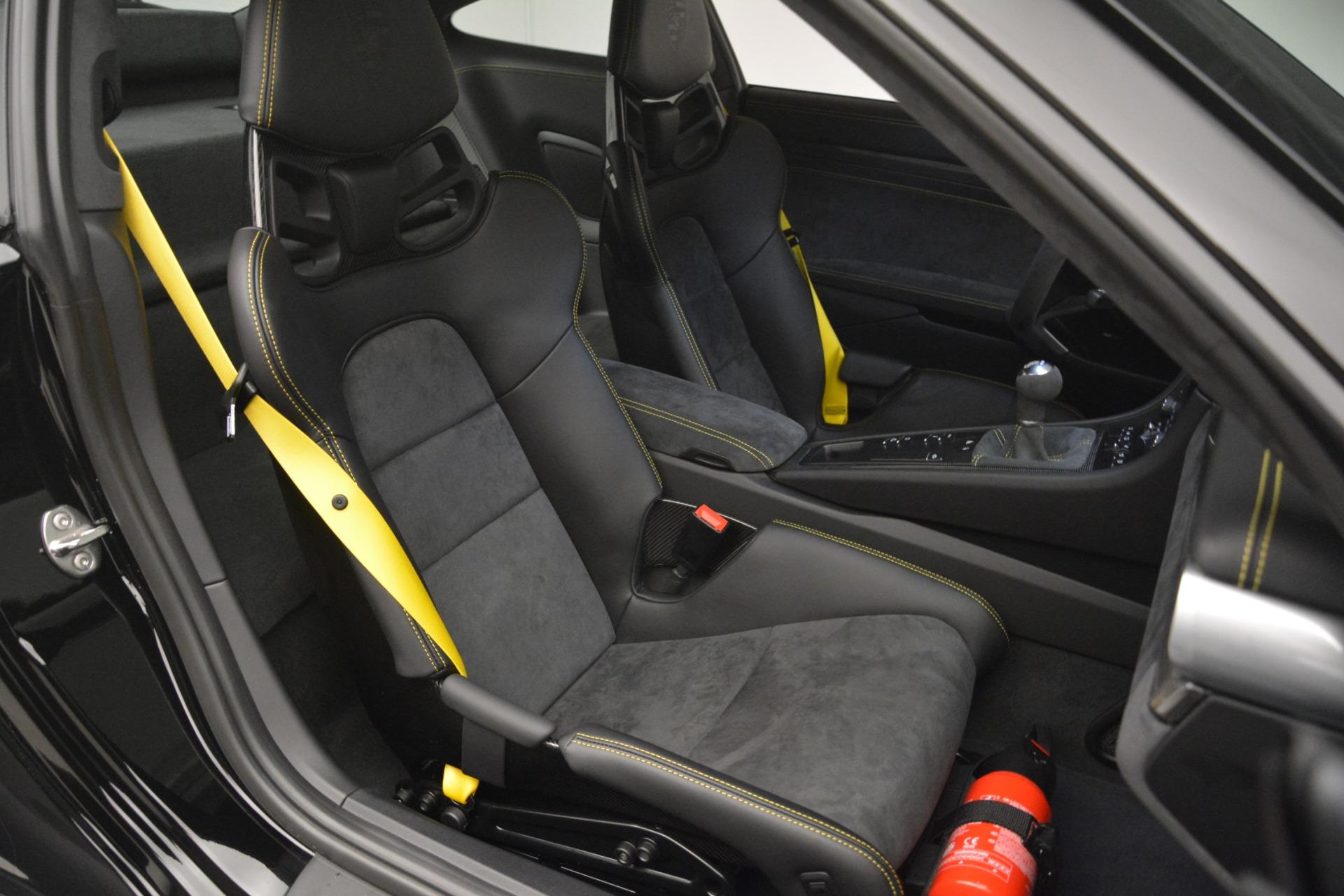 Used 2018 Porsche 911 GT3 For Sale In Westport, CT 3056_p21