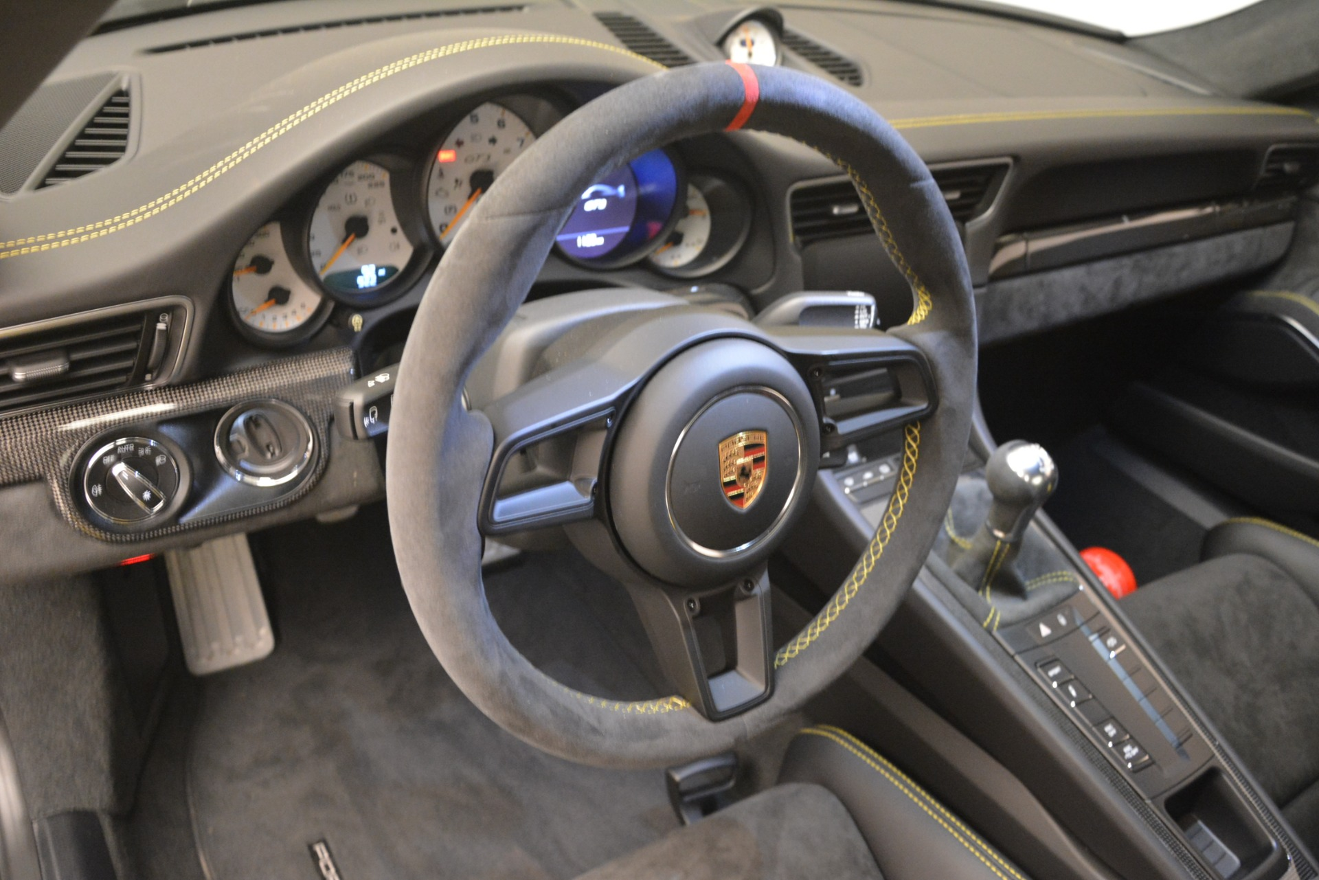 Used 2018 Porsche 911 GT3 For Sale In Westport, CT 3056_p24