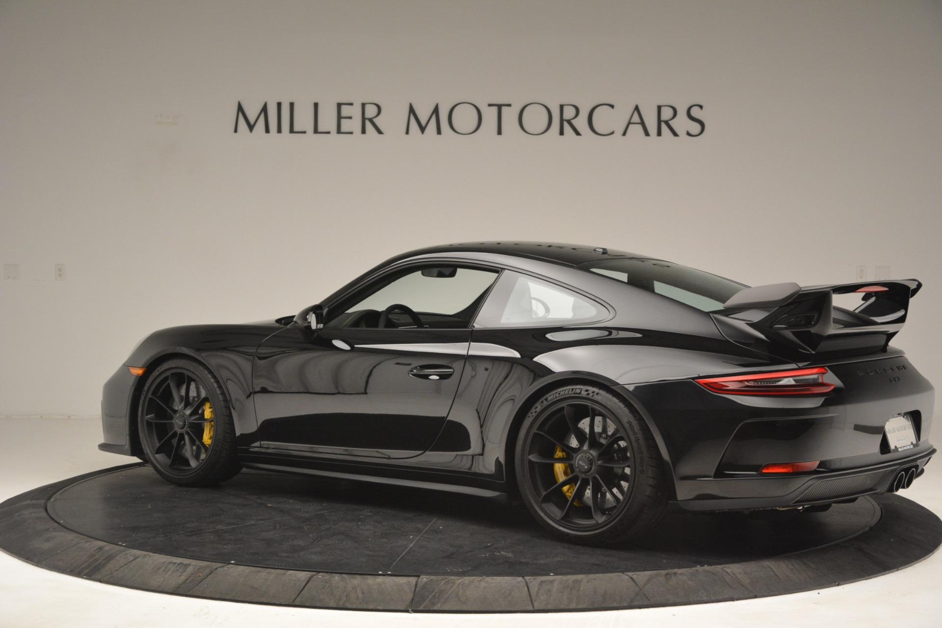 Used 2018 Porsche 911 GT3 For Sale In Westport, CT 3056_p3