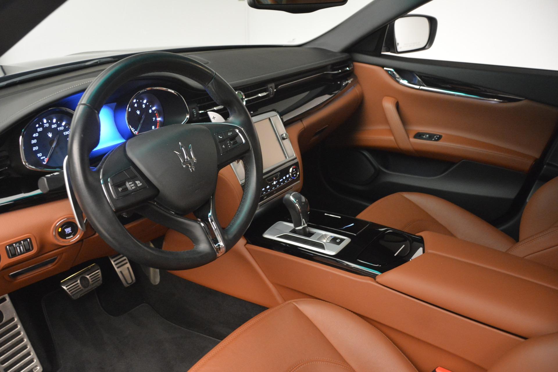 Used 2015 Maserati Quattroporte S Q4 For Sale In Westport, CT 3058_p13