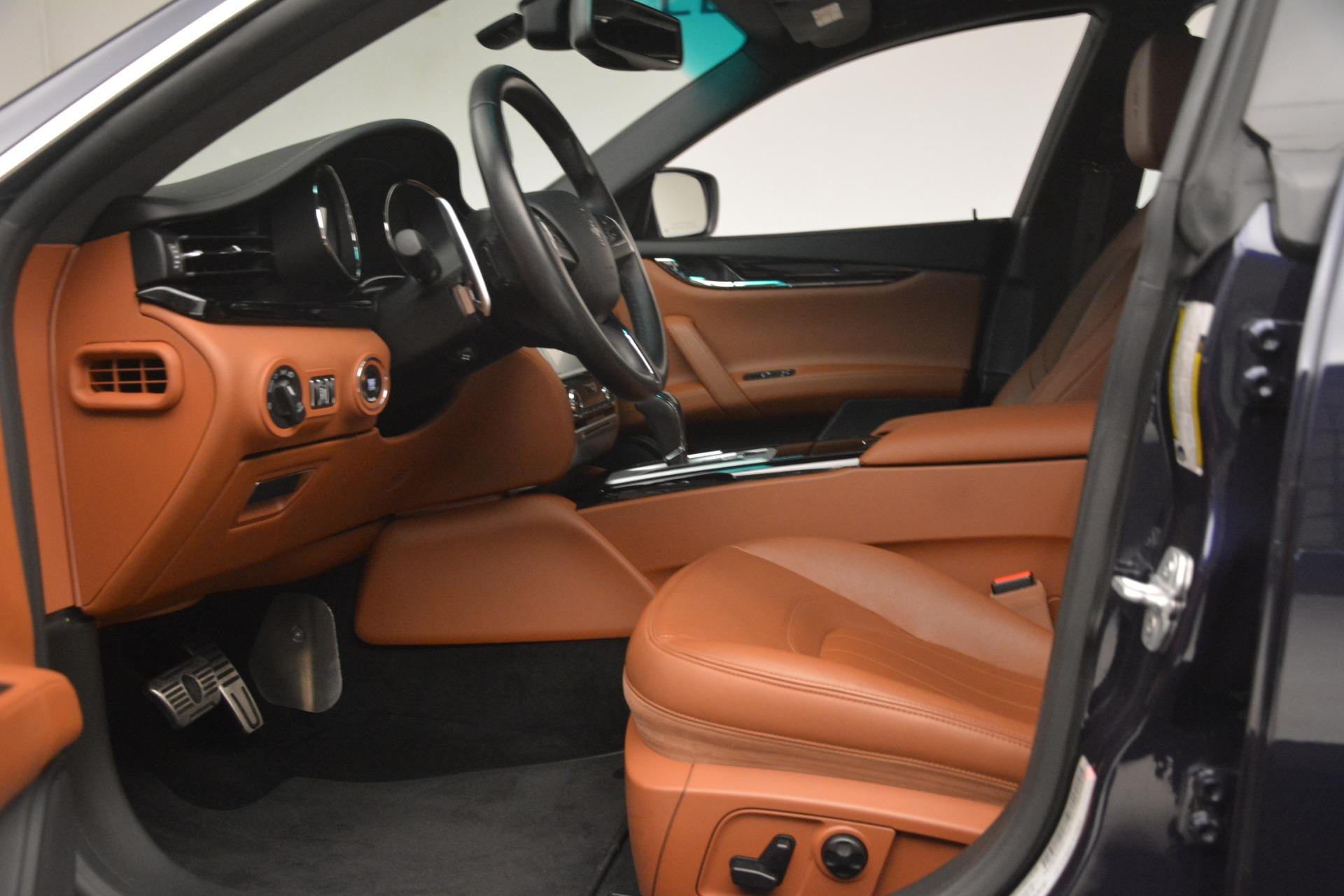 Used 2015 Maserati Quattroporte S Q4 For Sale In Westport, CT 3058_p14