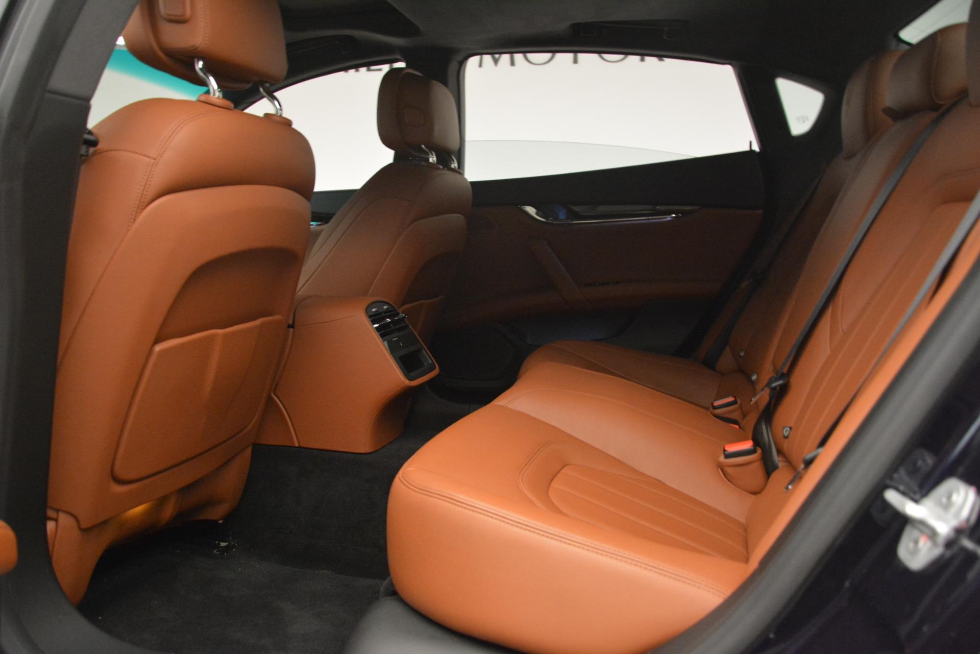 Used 2015 Maserati Quattroporte S Q4 For Sale In Westport, CT 3058_p18