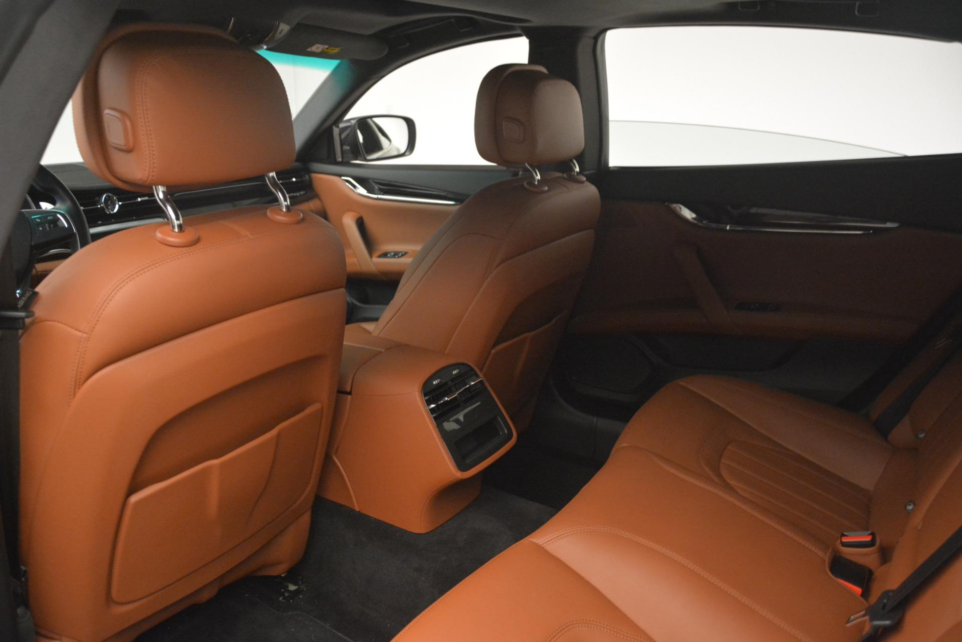 Used 2015 Maserati Quattroporte S Q4 For Sale In Westport, CT 3058_p19