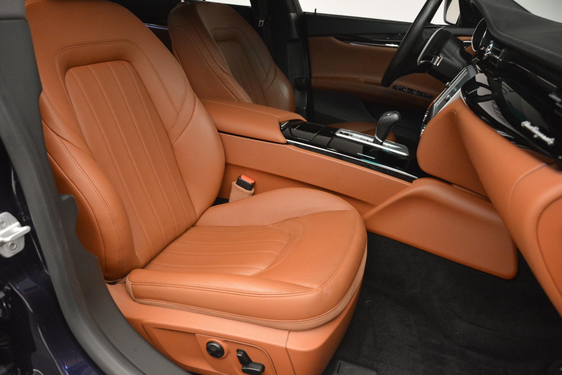 Used 2015 Maserati Quattroporte S Q4 For Sale In Westport, CT 3058_p24