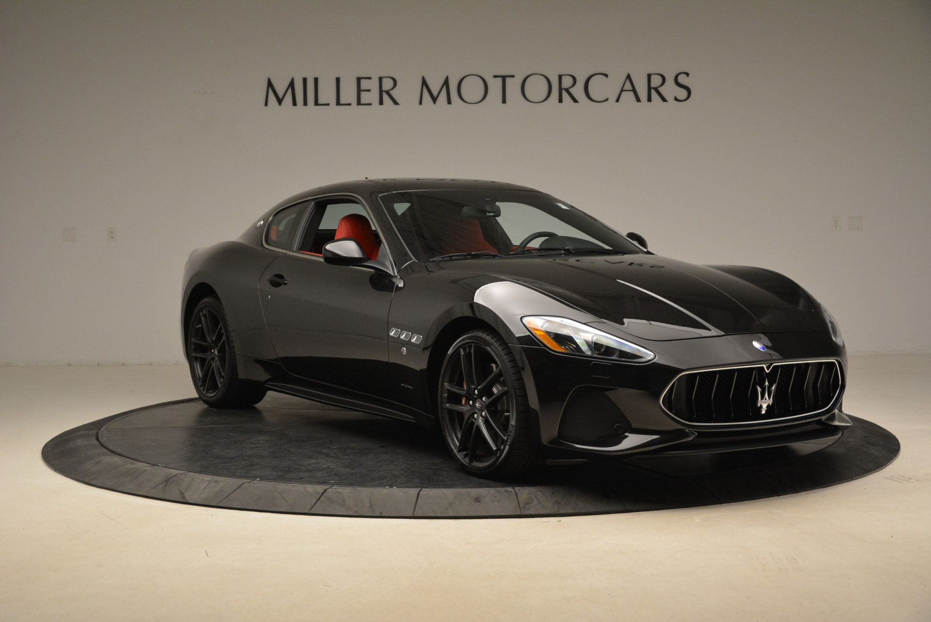 New 2018 Maserati GranTurismo Sport For Sale In Westport, CT 3059_p10