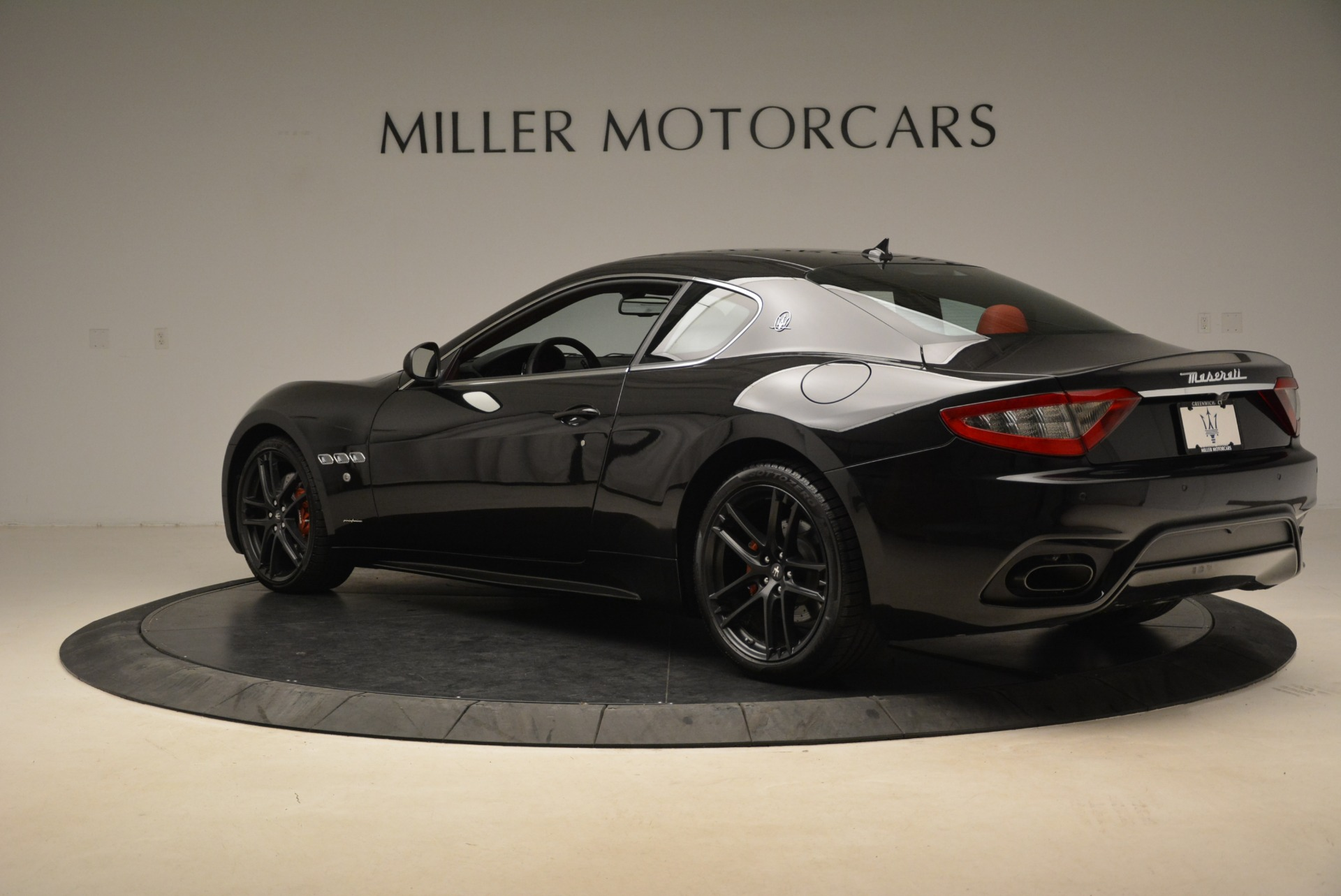 New 2018 Maserati GranTurismo Sport For Sale In Westport, CT 3059_p3