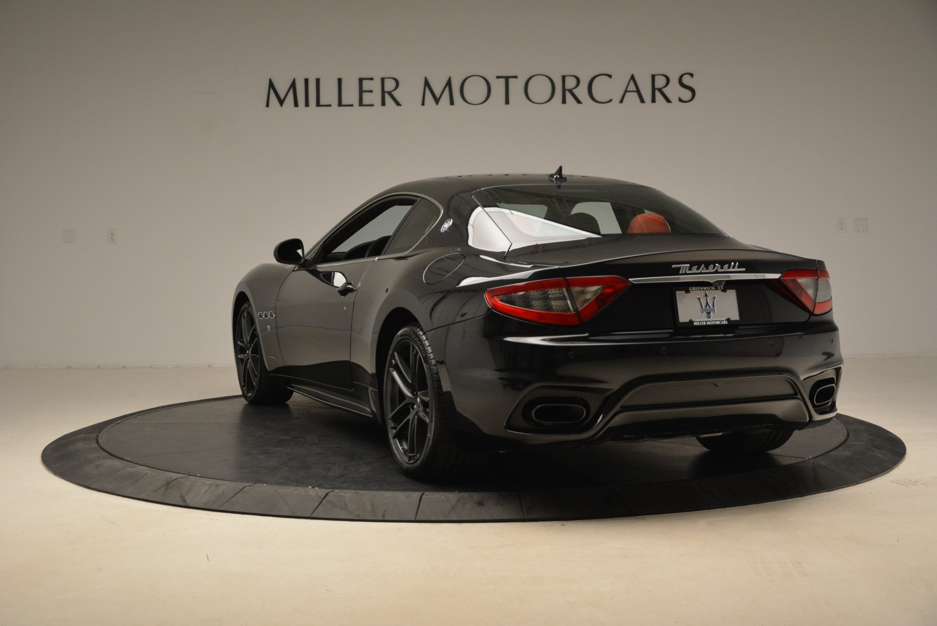 New 2018 Maserati GranTurismo Sport For Sale In Westport, CT 3059_p4