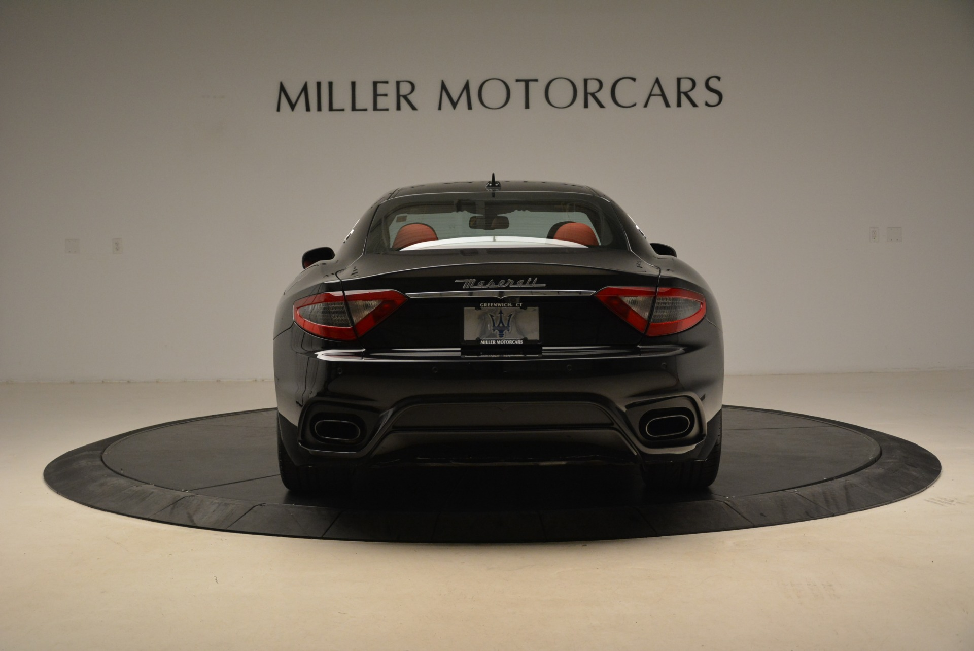 New 2018 Maserati GranTurismo Sport For Sale In Westport, CT 3059_p5