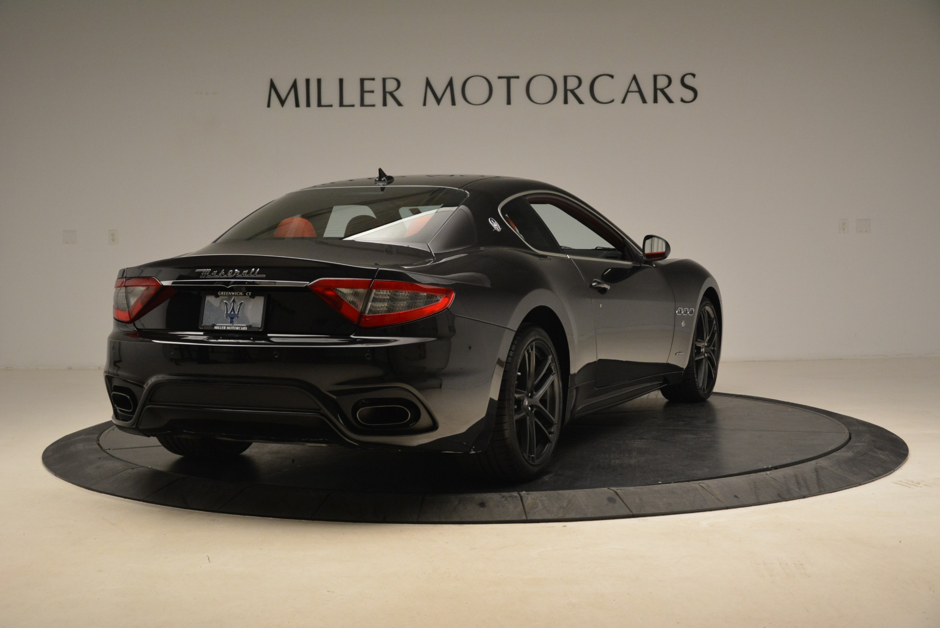 New 2018 Maserati GranTurismo Sport For Sale In Westport, CT 3059_p6