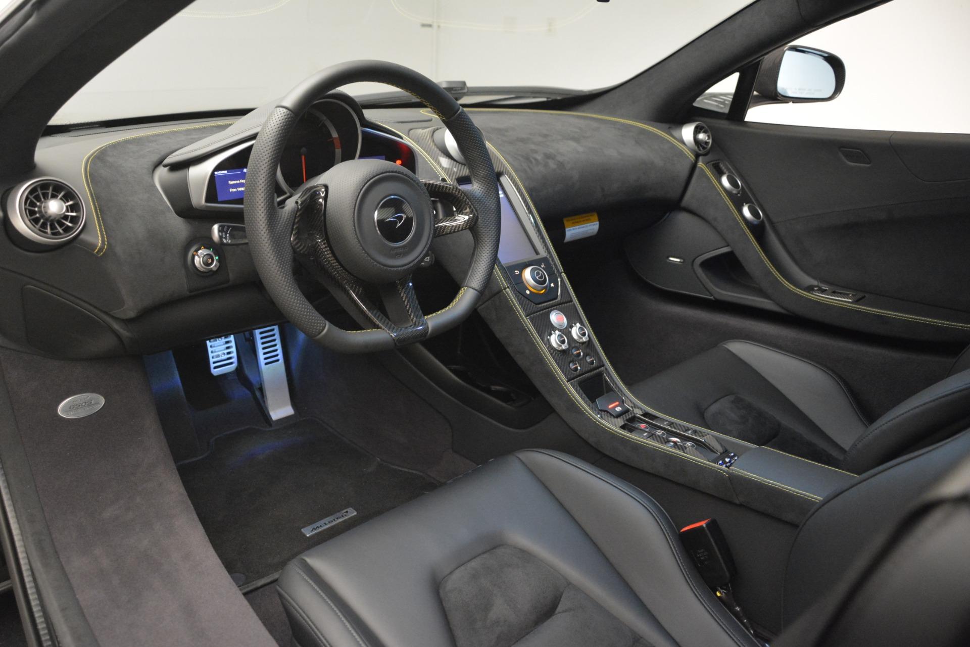 Used 2016 McLaren 650S Spider Convertible For Sale In Westport, CT 3062_p22