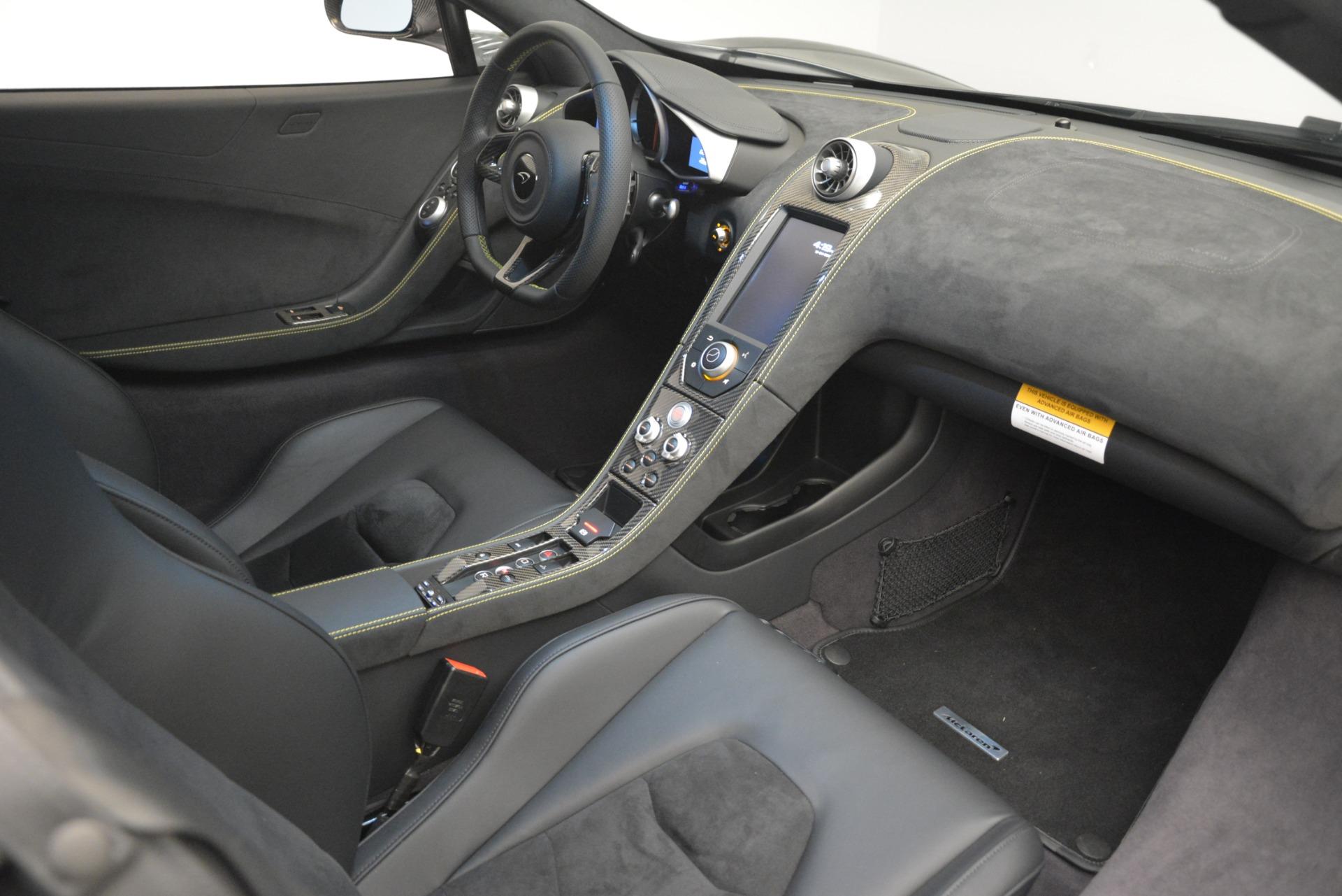 Used 2016 McLaren 650S Spider Convertible For Sale In Westport, CT 3062_p25