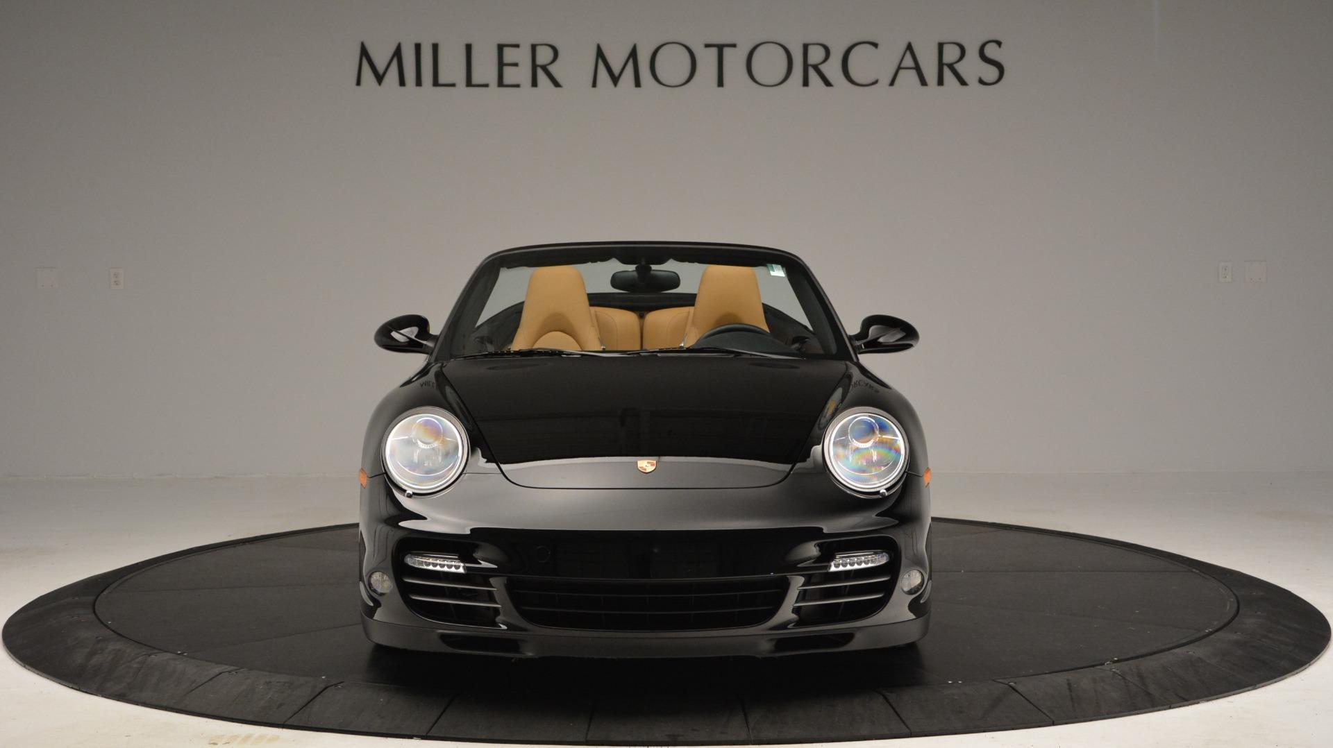 Used 2012 Porsche 911 Turbo For Sale In Westport, CT 3063_p12