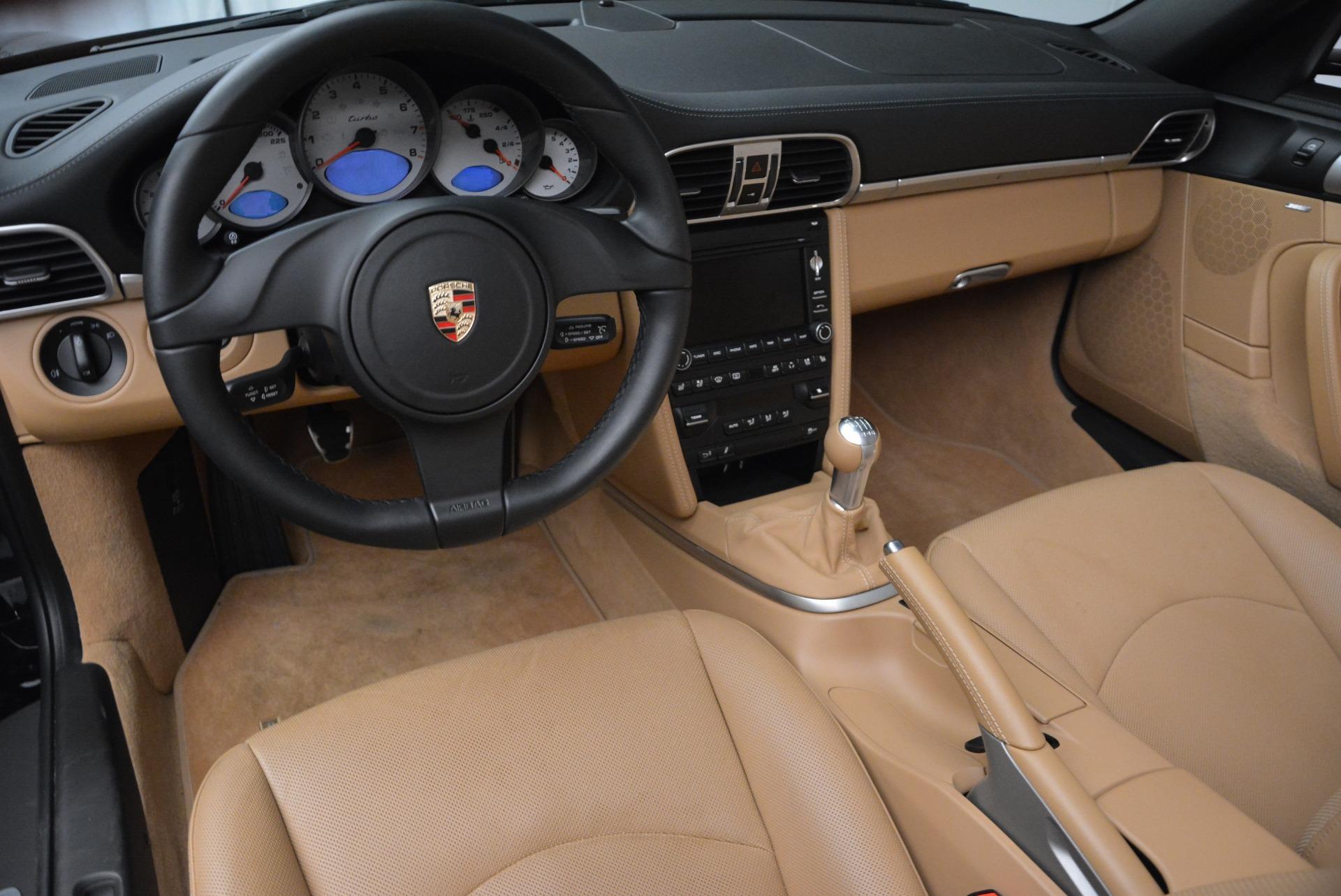 Used 2012 Porsche 911 Turbo For Sale In Westport, CT 3063_p20