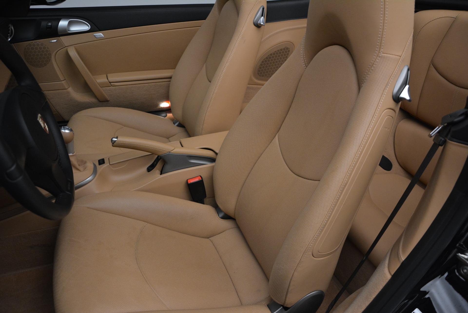 Used 2012 Porsche 911 Turbo For Sale In Westport, CT 3063_p22