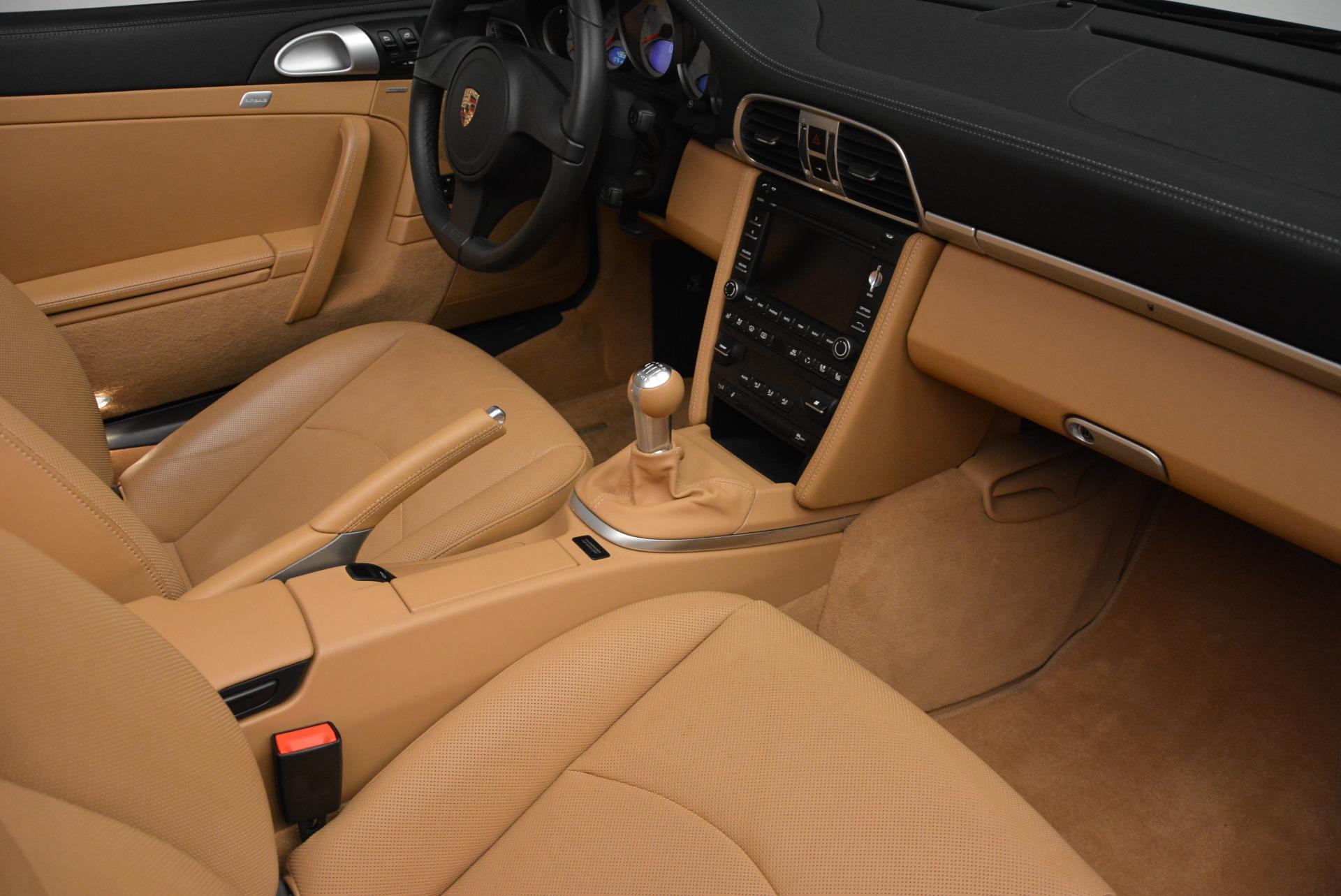 Used 2012 Porsche 911 Turbo For Sale In Westport, CT 3063_p24