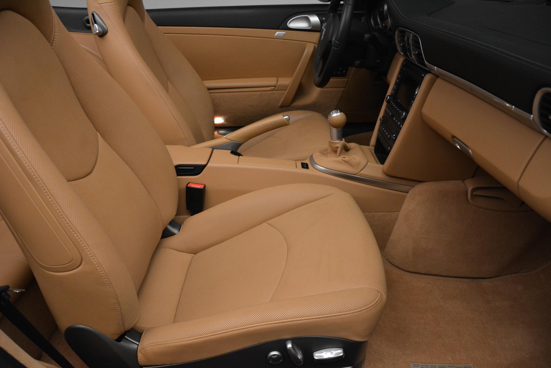 Used 2012 Porsche 911 Turbo For Sale In Westport, CT 3063_p25