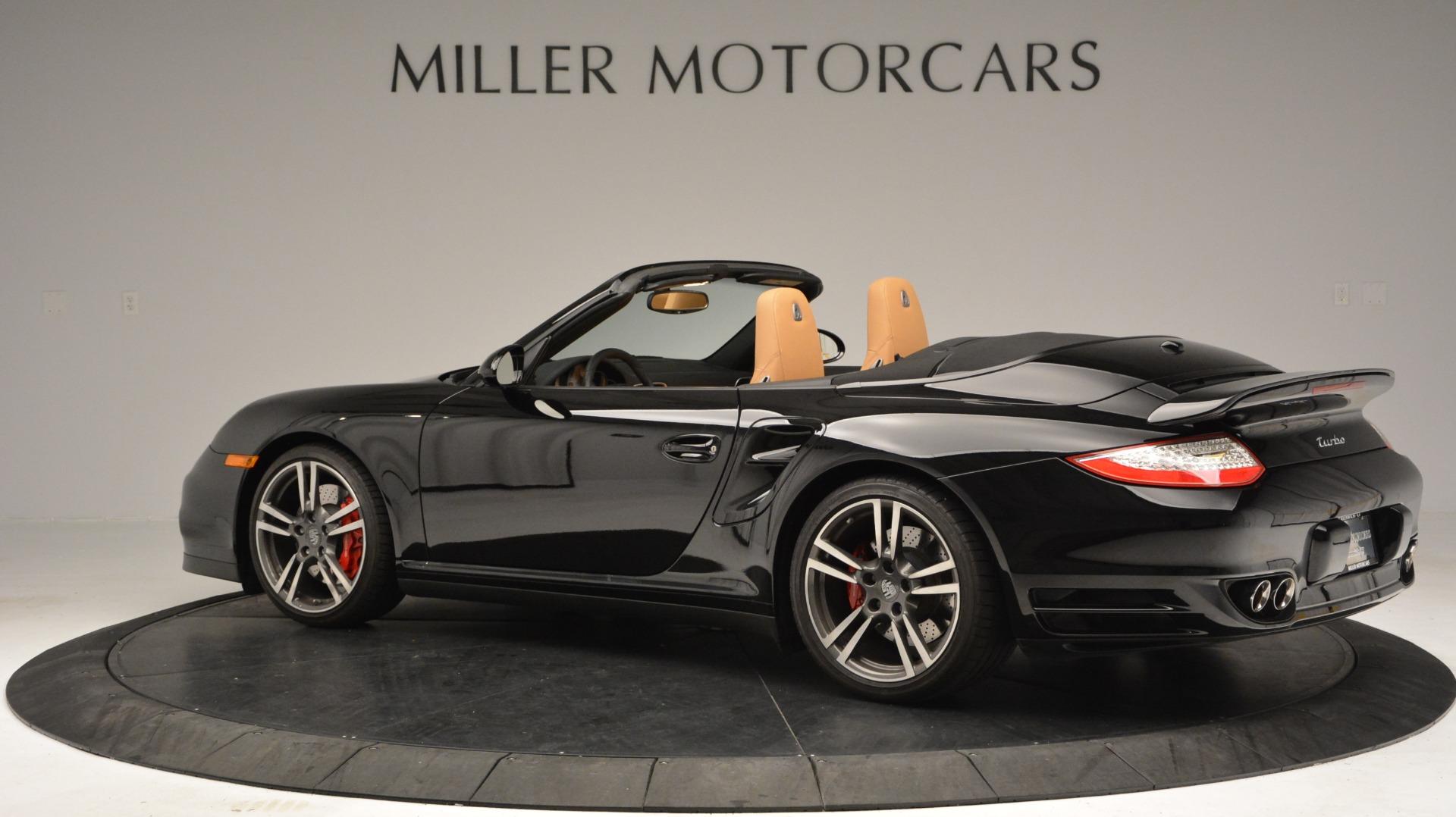 Used 2012 Porsche 911 Turbo For Sale In Westport, CT 3063_p4