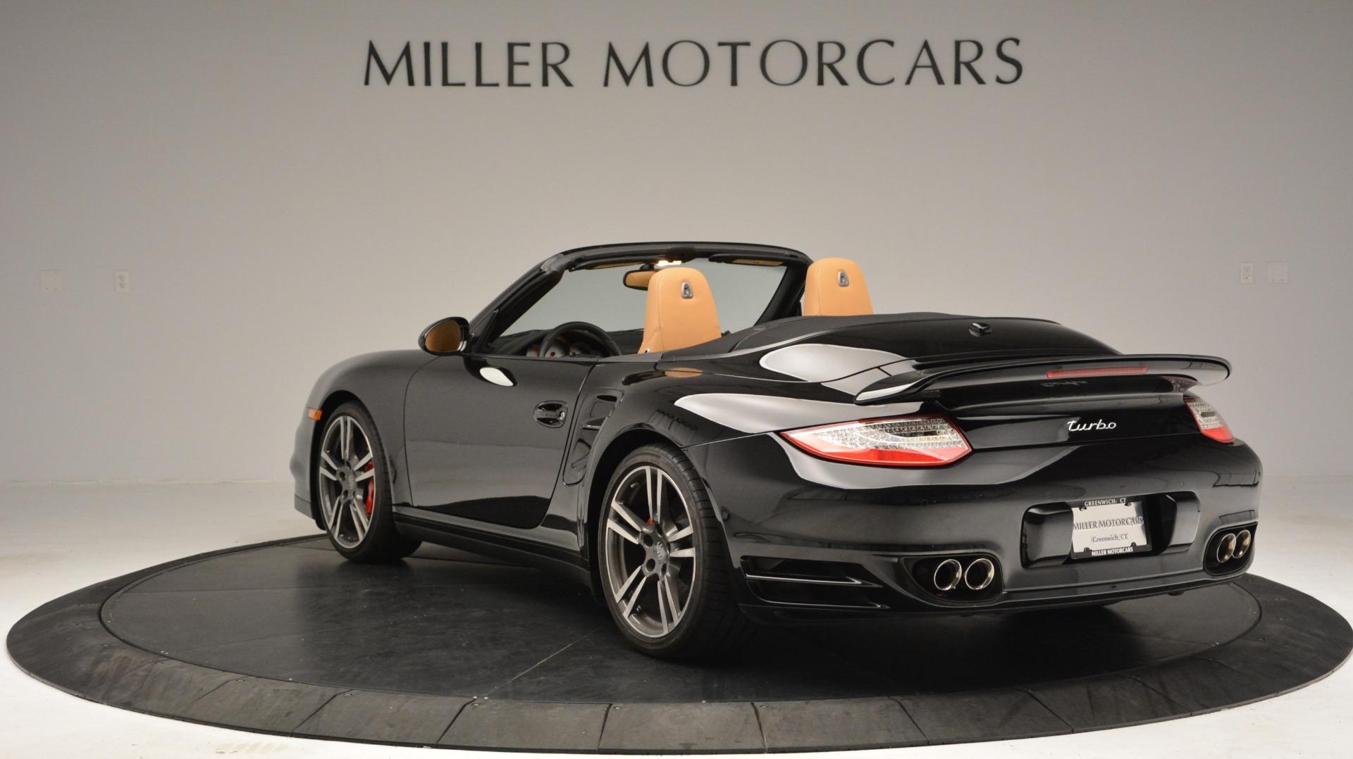 Used 2012 Porsche 911 Turbo For Sale In Westport, CT 3063_p5