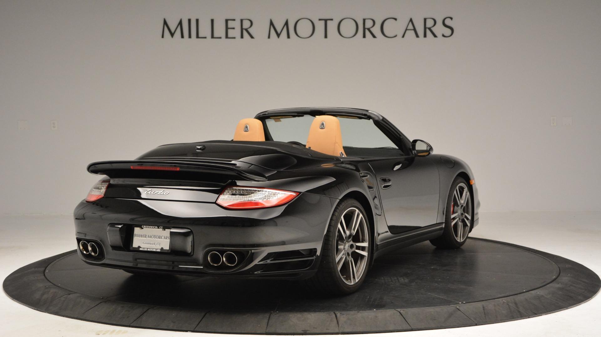 Used 2012 Porsche 911 Turbo For Sale In Westport, CT 3063_p7