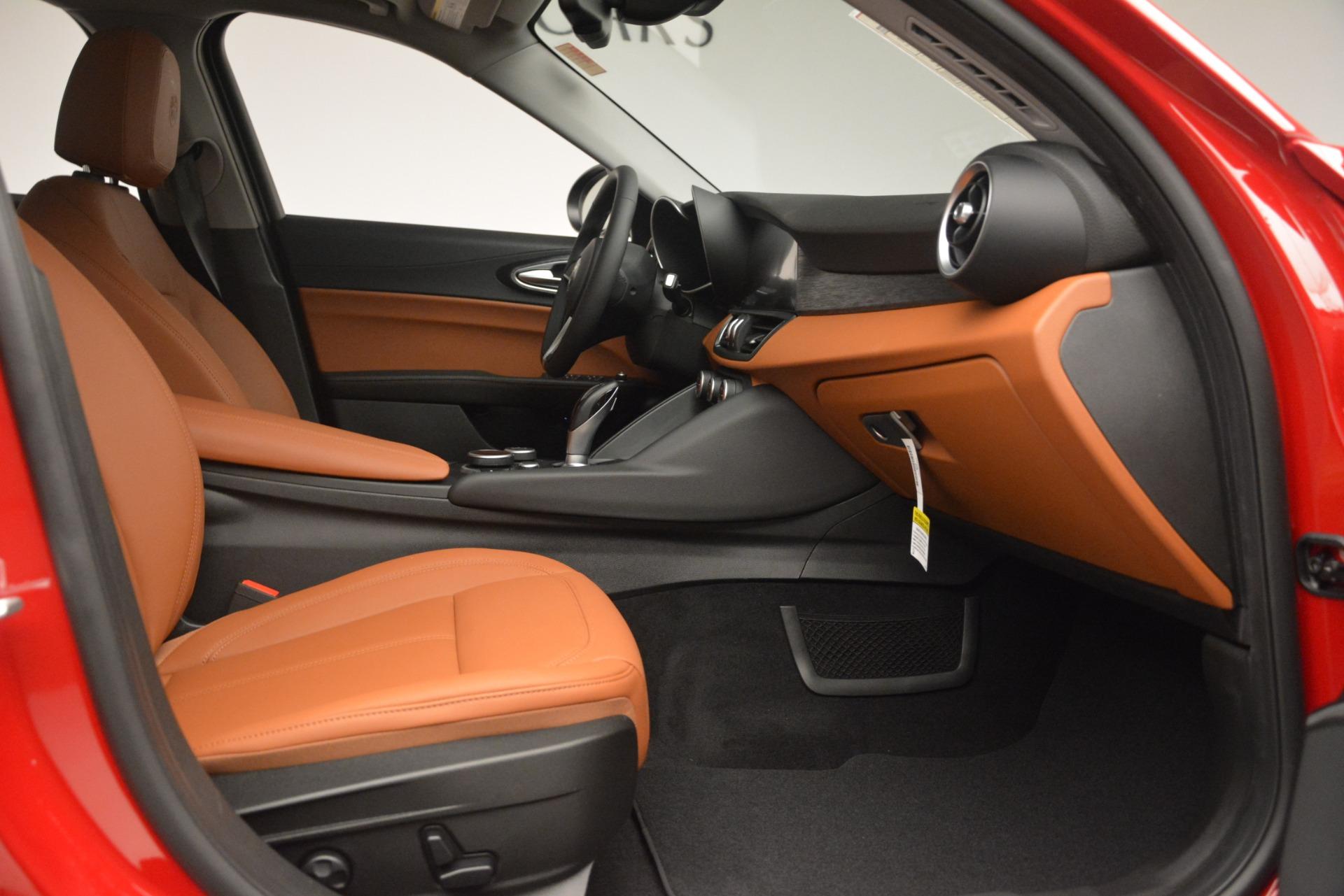 New 2019 Alfa Romeo Giulia Q4 For Sale In Westport, CT 3070_p23
