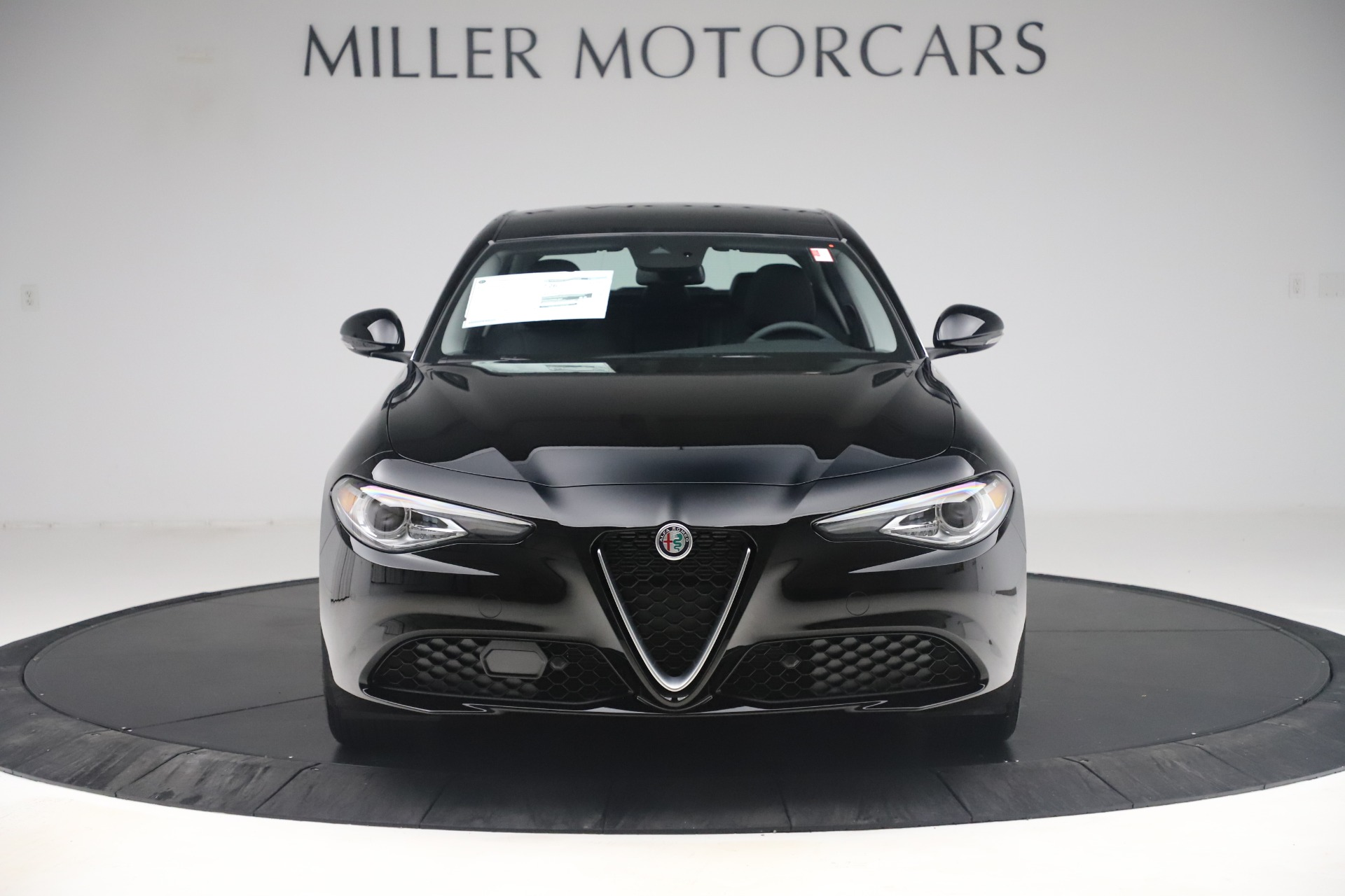 New 2019 Alfa Romeo Giulia Q4 For Sale In Westport, CT 3072_p12