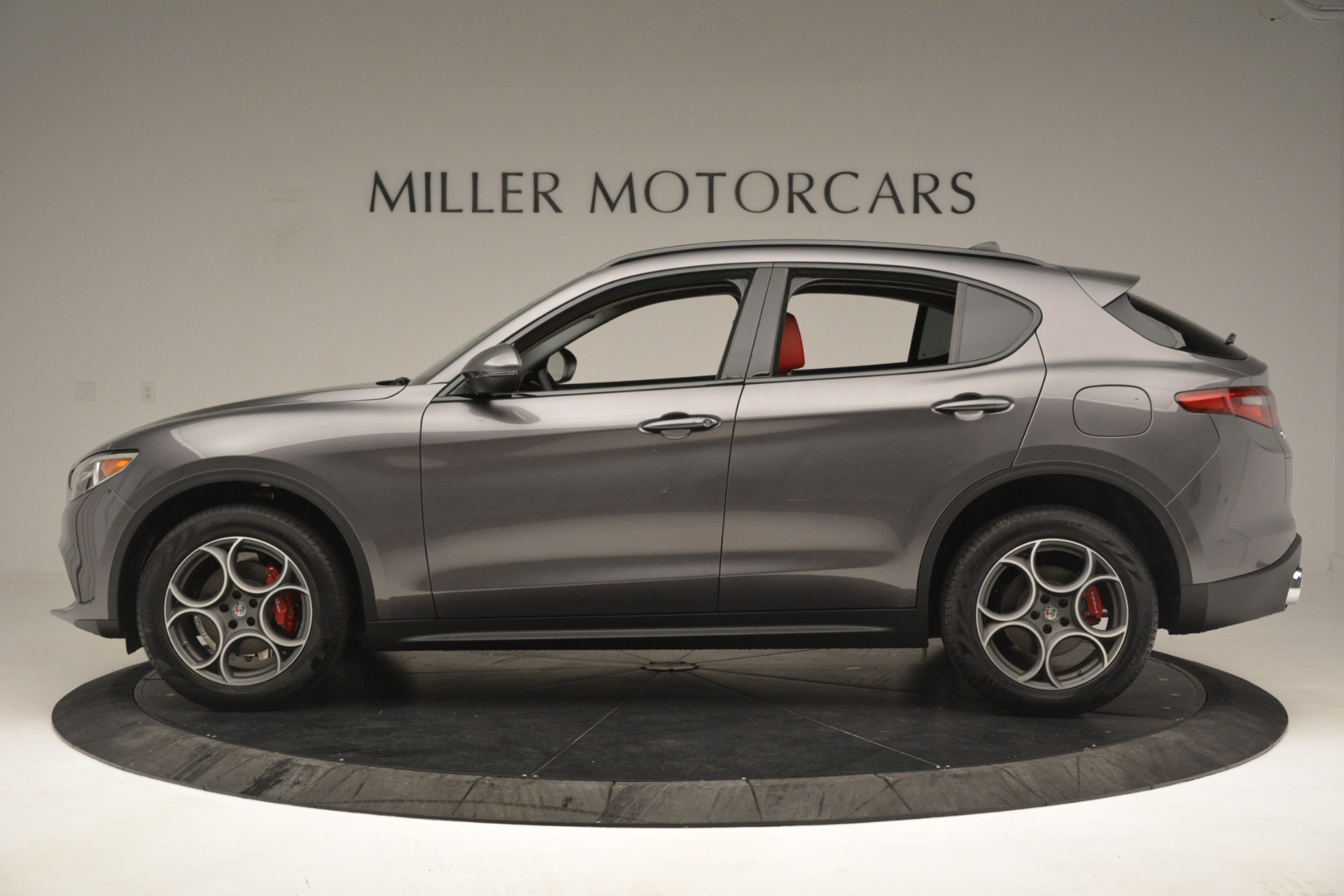 New 2019 Alfa Romeo Stelvio Sport Q4 For Sale In Westport, CT 3075_p3