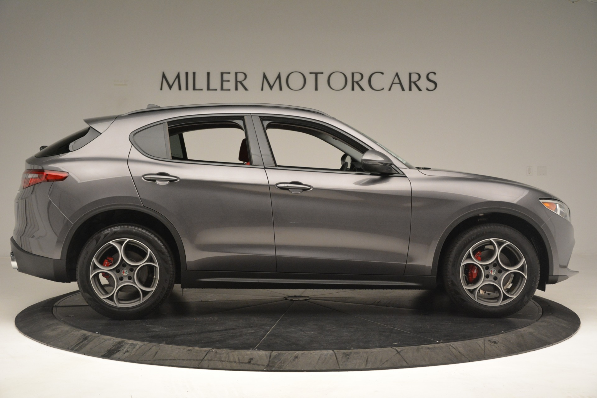 New 2019 Alfa Romeo Stelvio Sport Q4 For Sale In Westport, CT 3075_p9