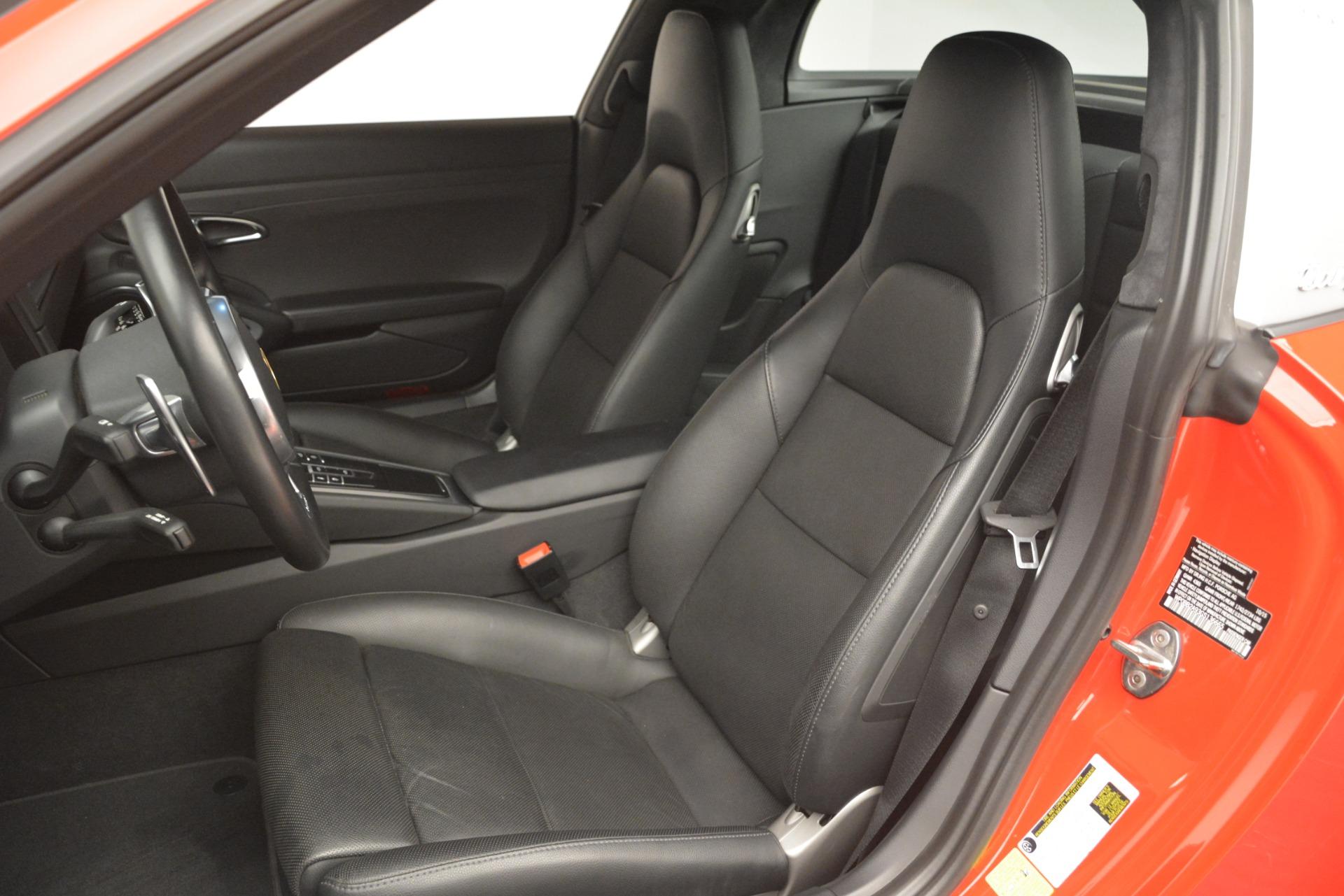 Used 2016 Porsche 911 Targa 4S For Sale In Westport, CT 3077_p23