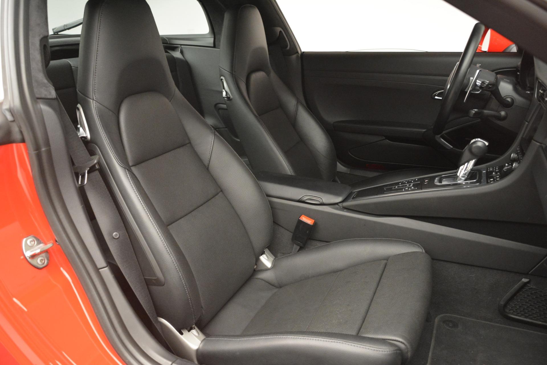 Used 2016 Porsche 911 Targa 4S For Sale In Westport, CT 3077_p27