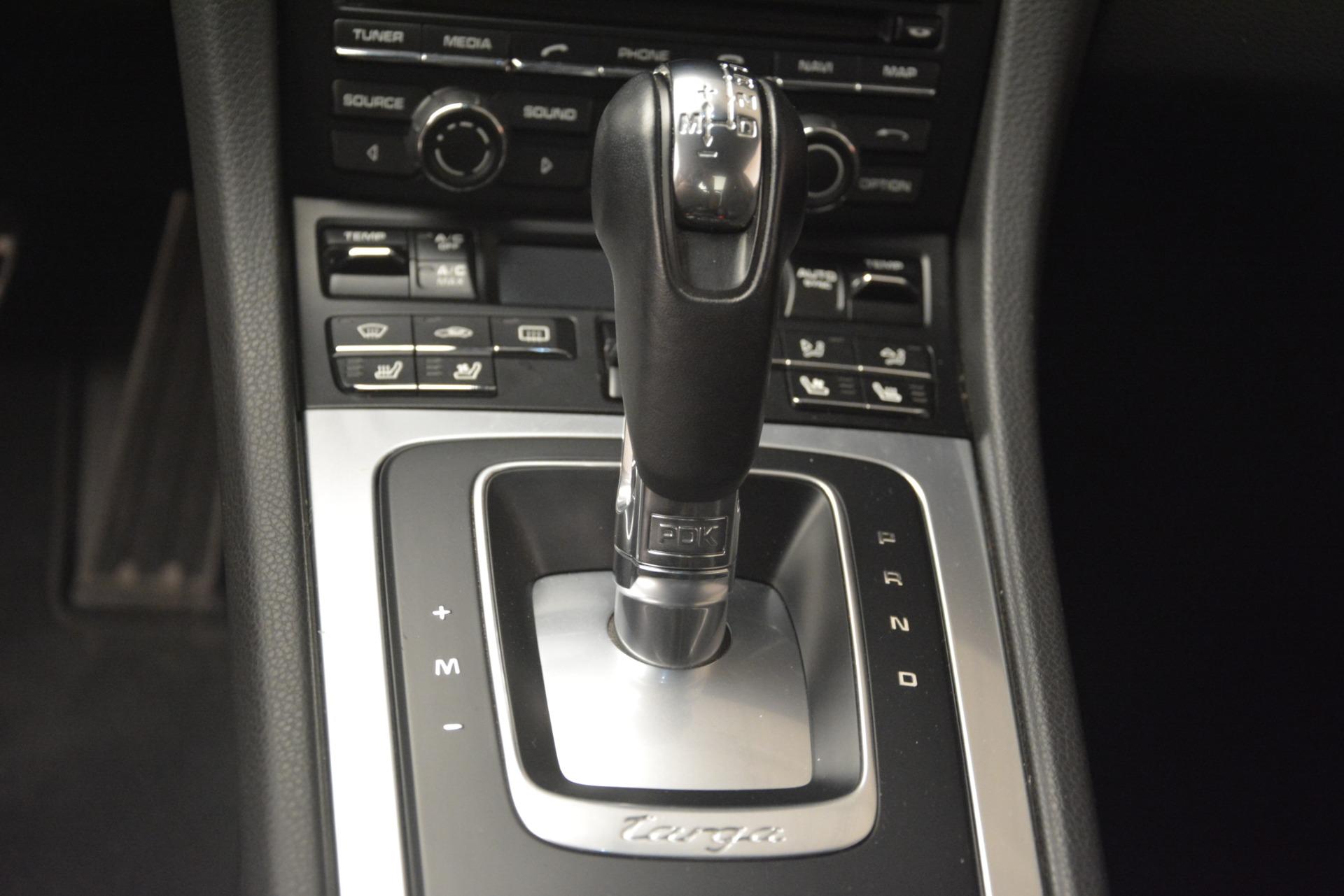 Used 2016 Porsche 911 Targa 4S For Sale In Westport, CT 3077_p30